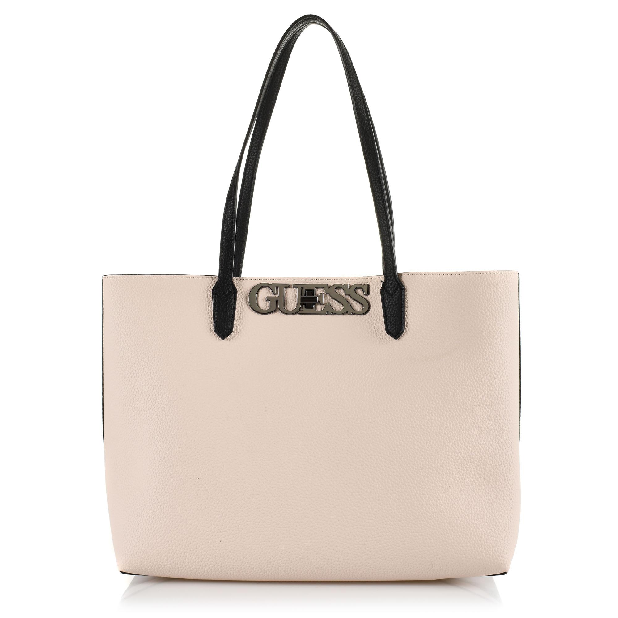 Τσάντα Ώμου Guess Uptown Chic AL730123