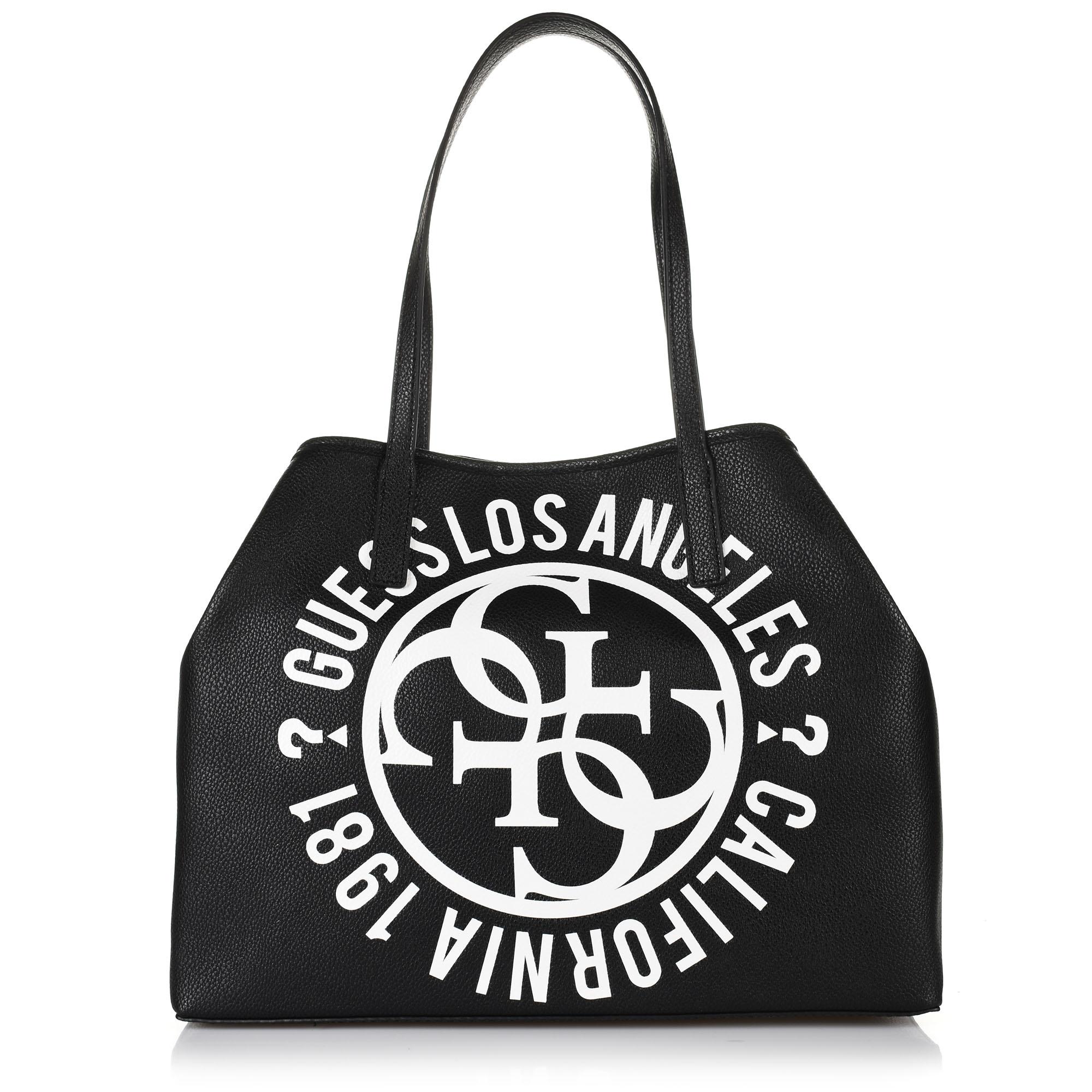 Τσάντα Ώμου Guess Vikky FG699524