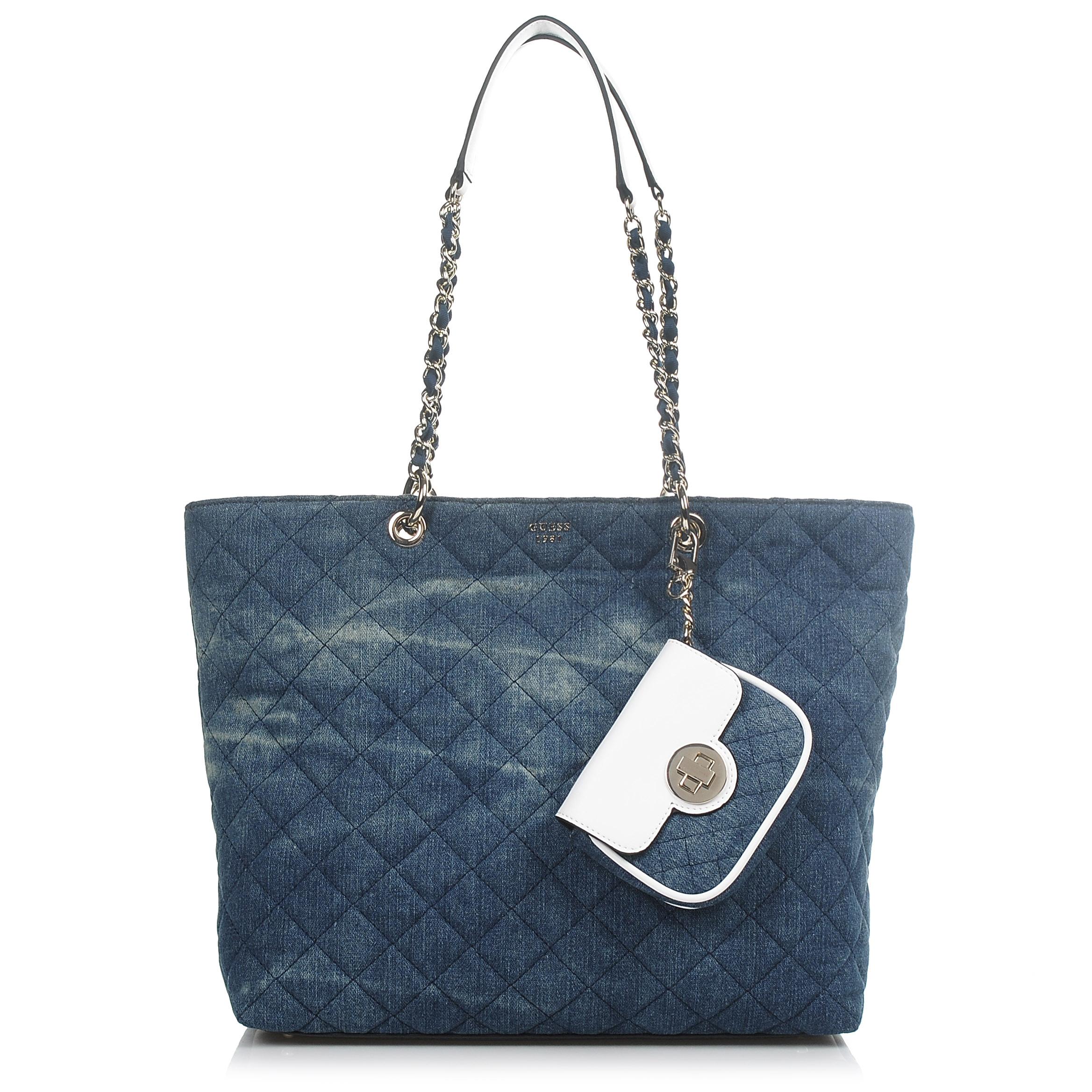 Τσάντα Ώμου Guess Wilson HWVG5070230