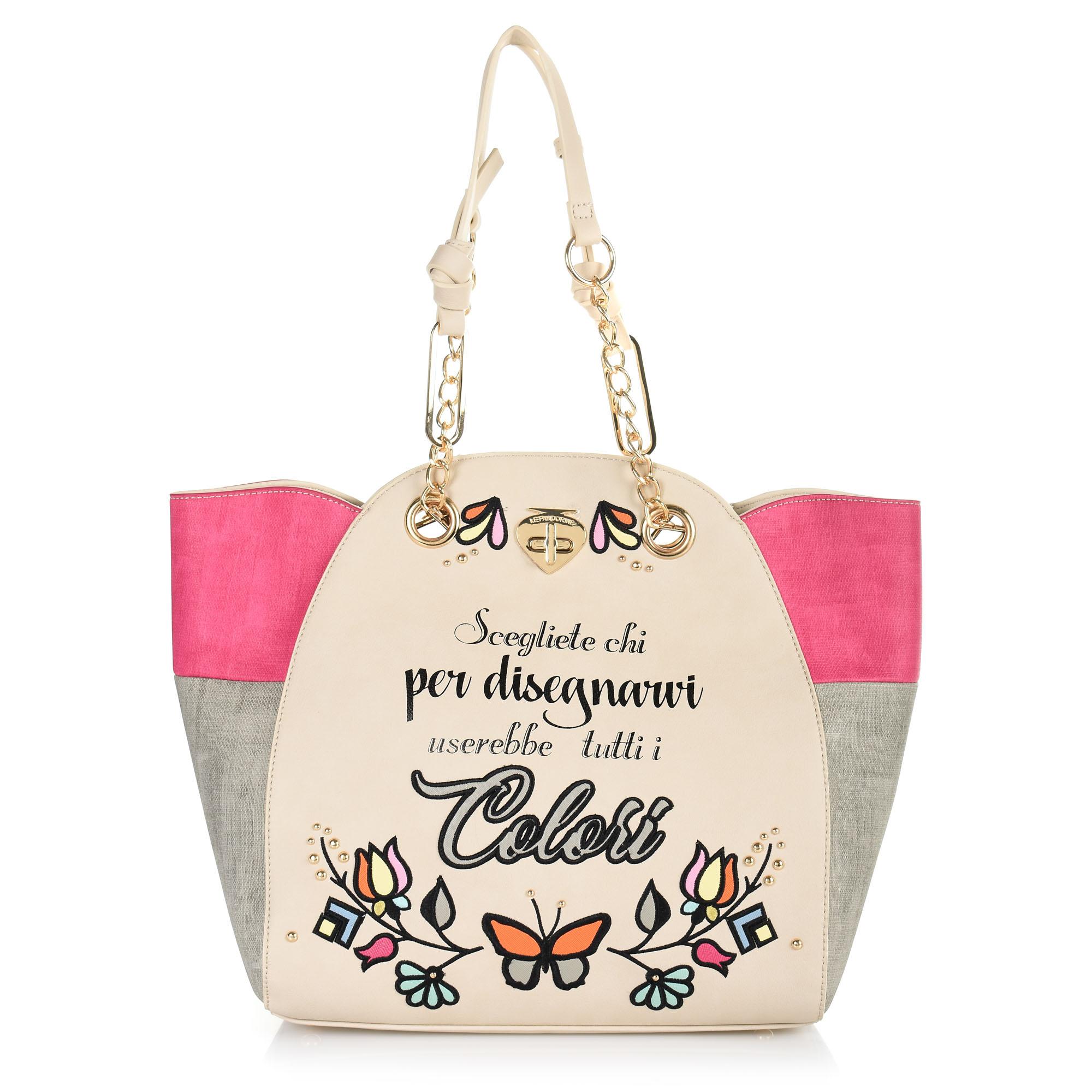 Τσάντα Ώμου Le Pandorine Classic PE19DBG02332