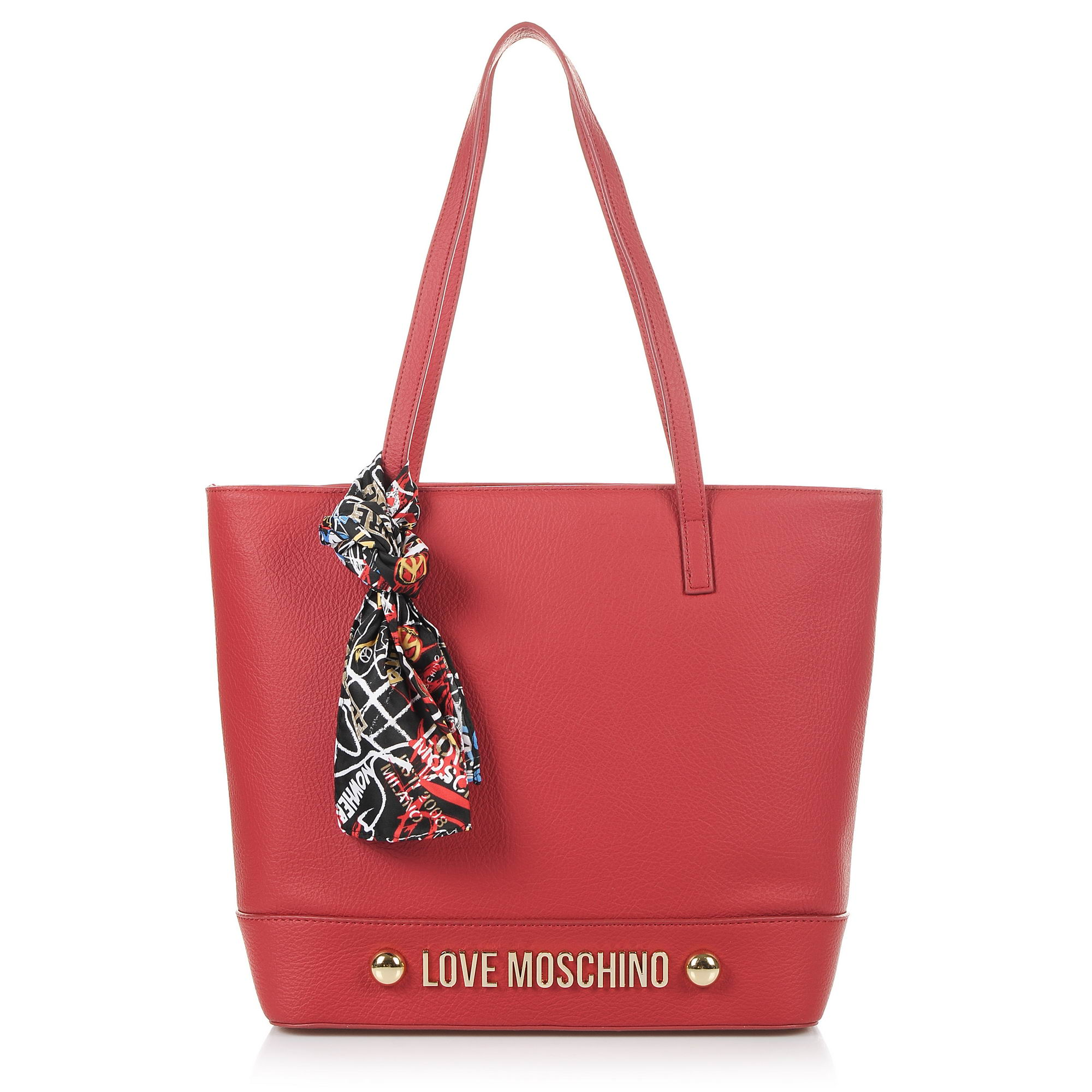 Τσάντα Ώμου Love Moschino Borsa Bonded Pu JC4125PP16LV