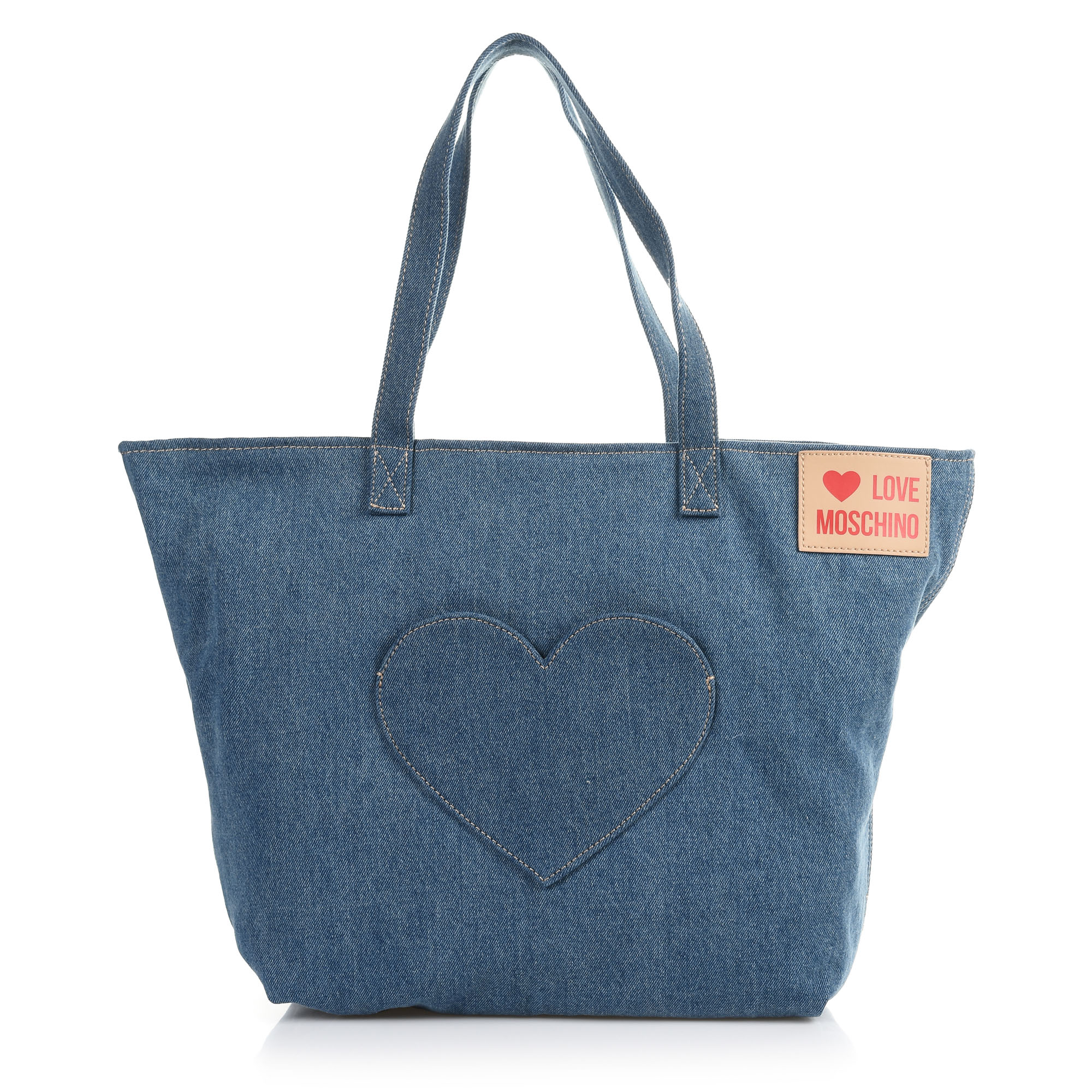 Τσάντα Ώμου Love Moschino Borsa Denim JC4249PP07KG