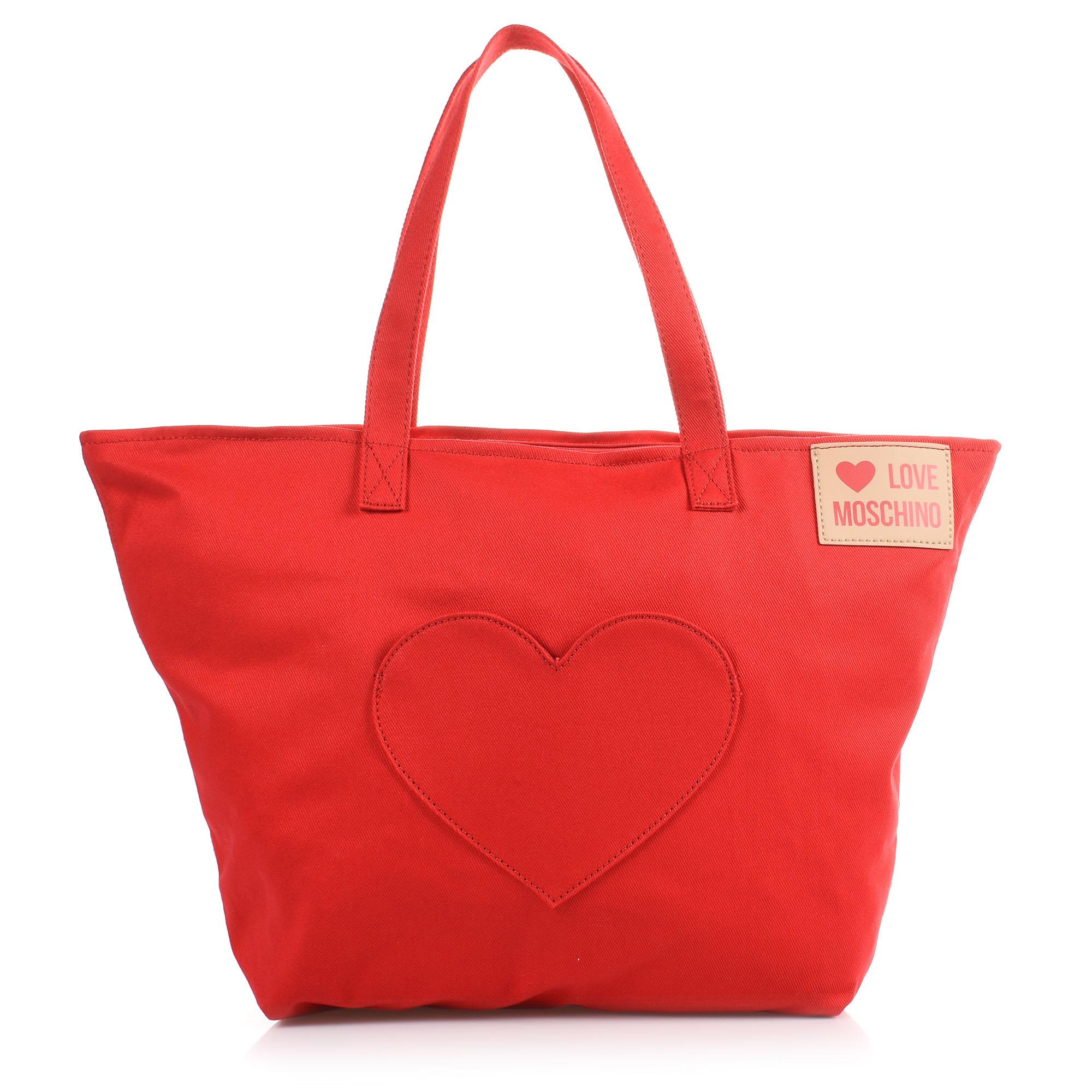 Τσάντα Ώμου Love Moschino Borsa Denim JC4249PP07KG
