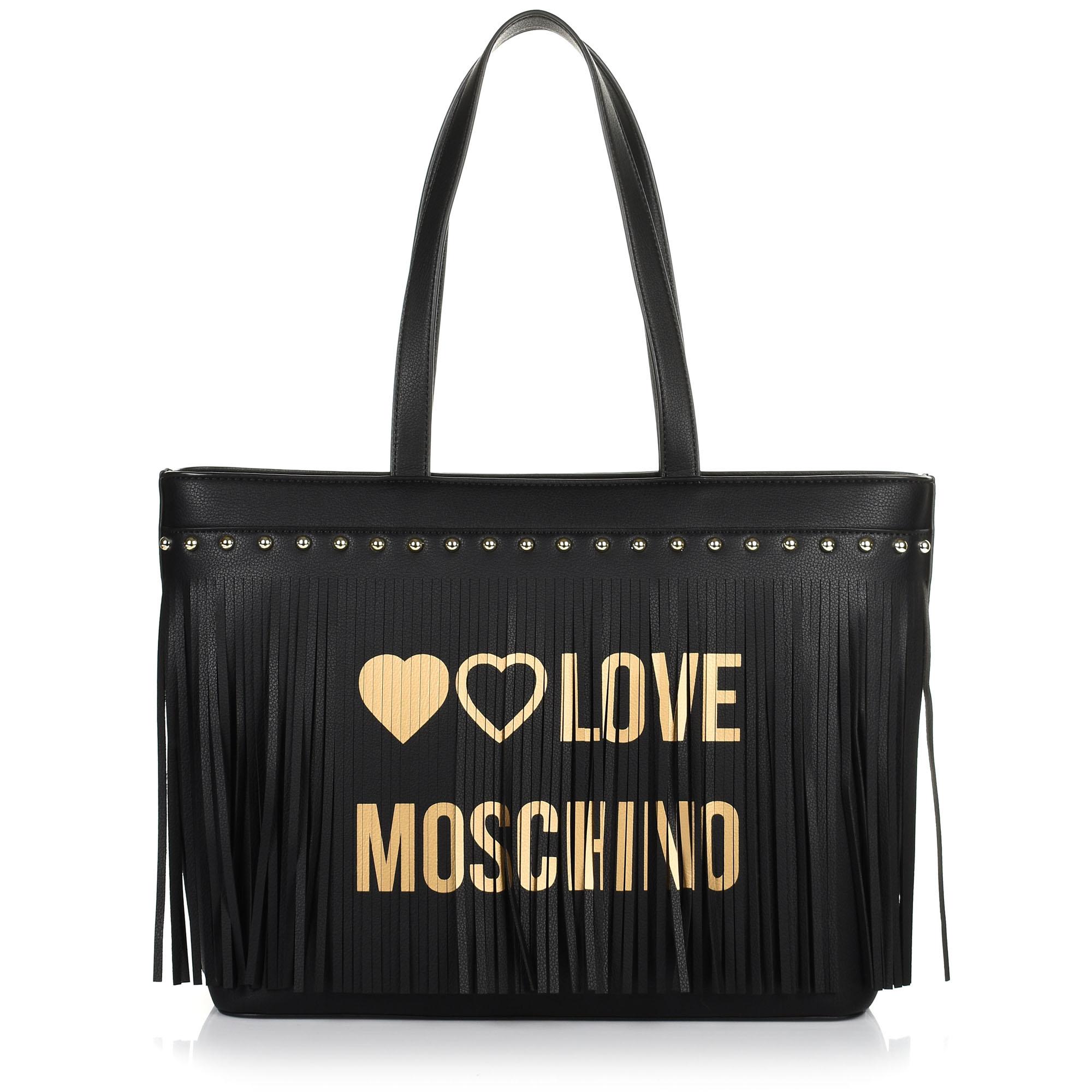 Τσάντα Ώμου Love Moschino Borsa Pu JC411PP18LS