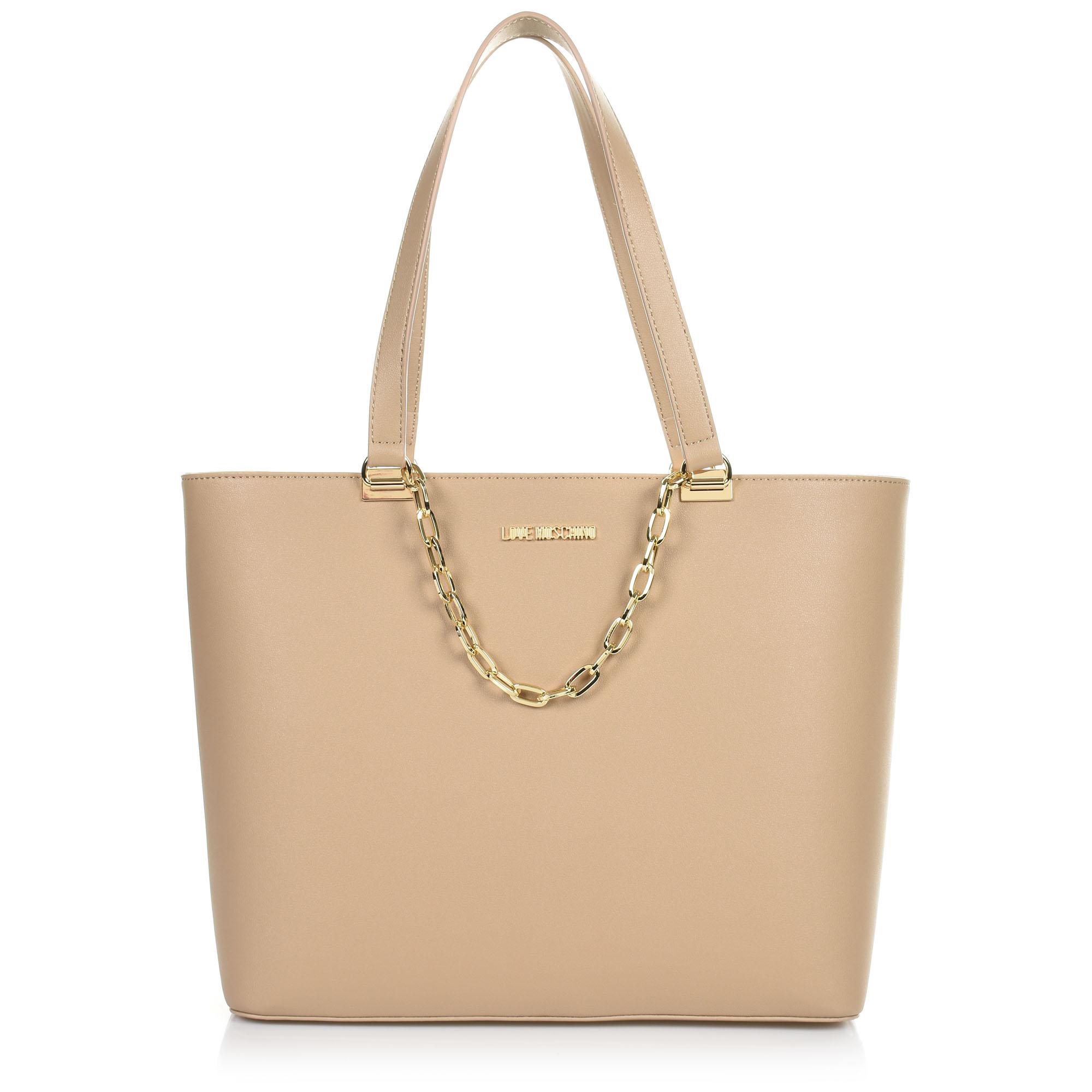 Τσάντα Ώμου Love Moschino Borsa Smooth JC4306PP07KQ