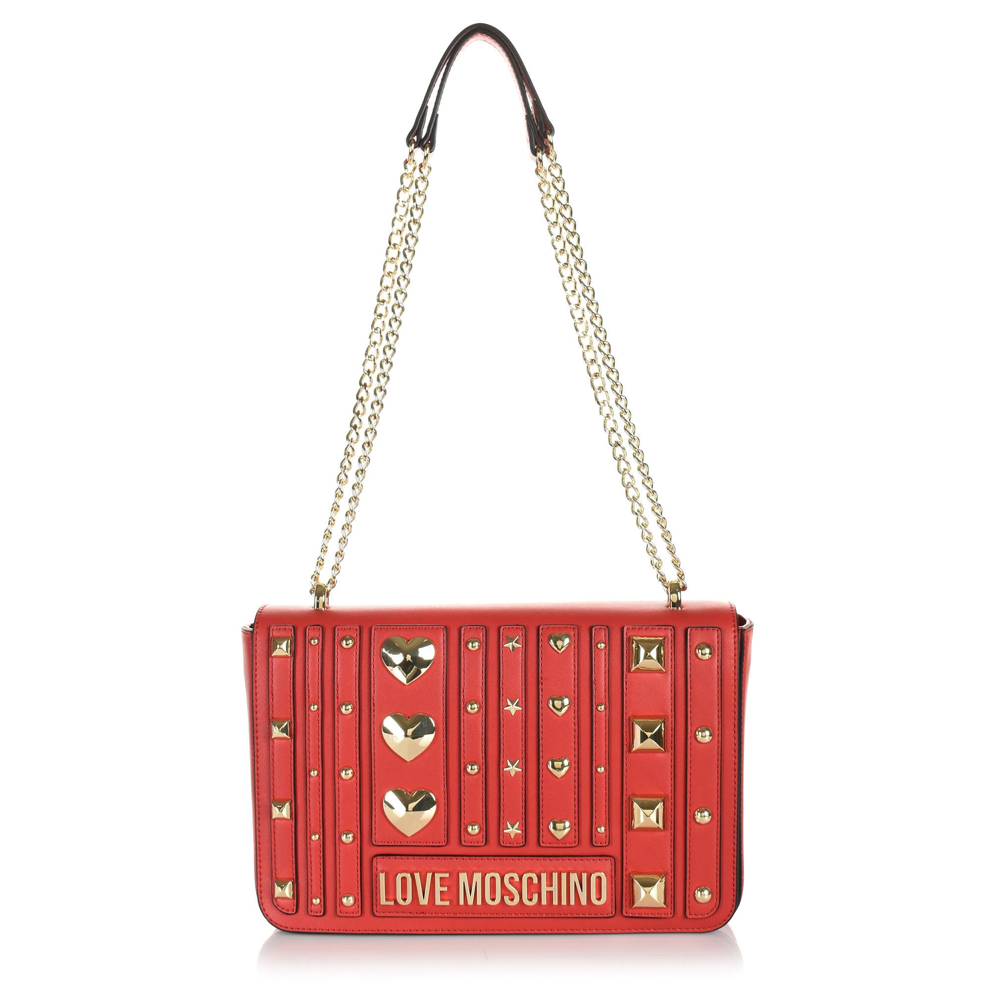 Τσάντα Ώμου Love Moschino JC4236PP08KF