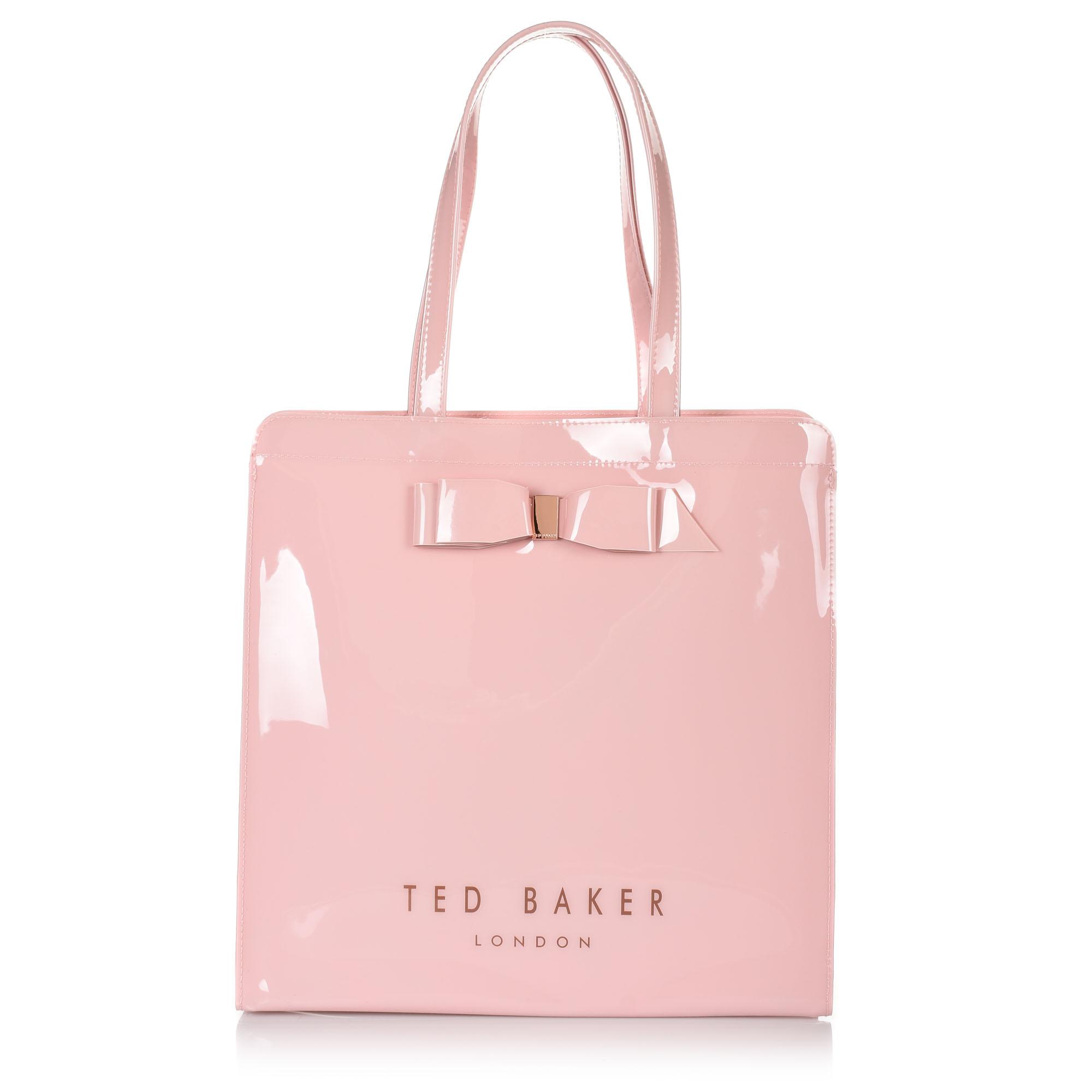 Τσάντα Ώμου Ted Baker Bow Detail Large Icon Bag XH9W 151041 γυναικα   γυναικεία τσάντα