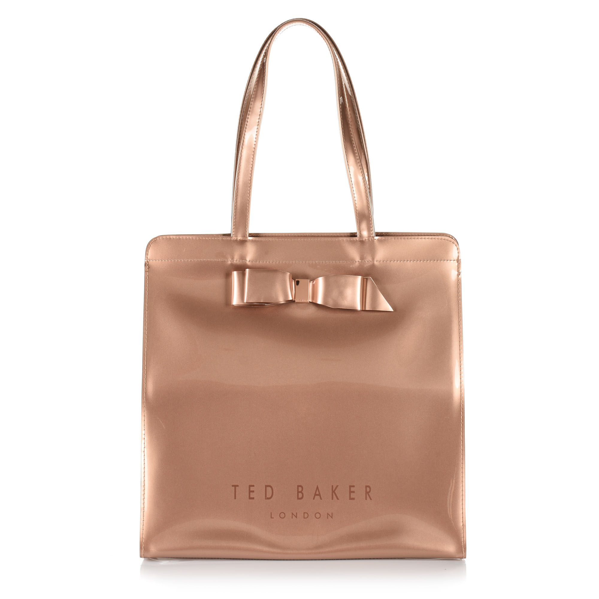 f1167cf22535 Τσάντα Ώμου Ted Baker Bow Detail Large Icon Bag XH9W 151041