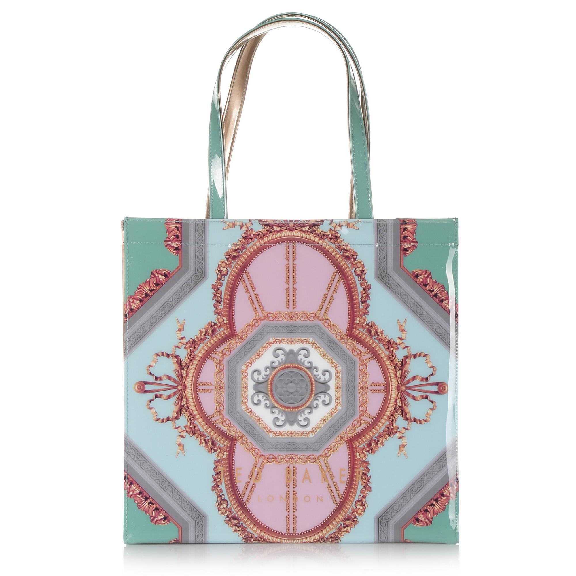 Τσάντα Ώμου Ted Baker Versailles Large Icon Bag 143109 γυναικα   γυναικεία τσάντα