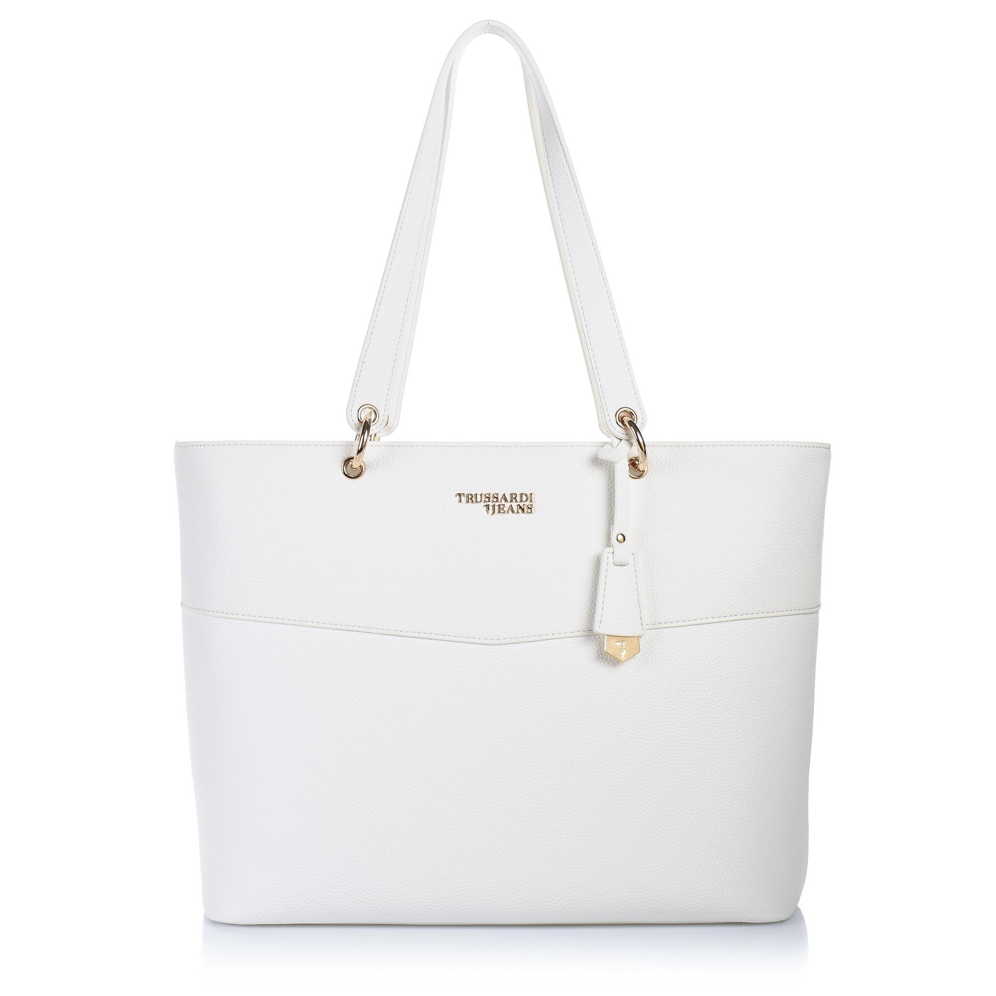 Τσάντα Ώμου Trussardi Jeans Charlotte Shopper 71B00829