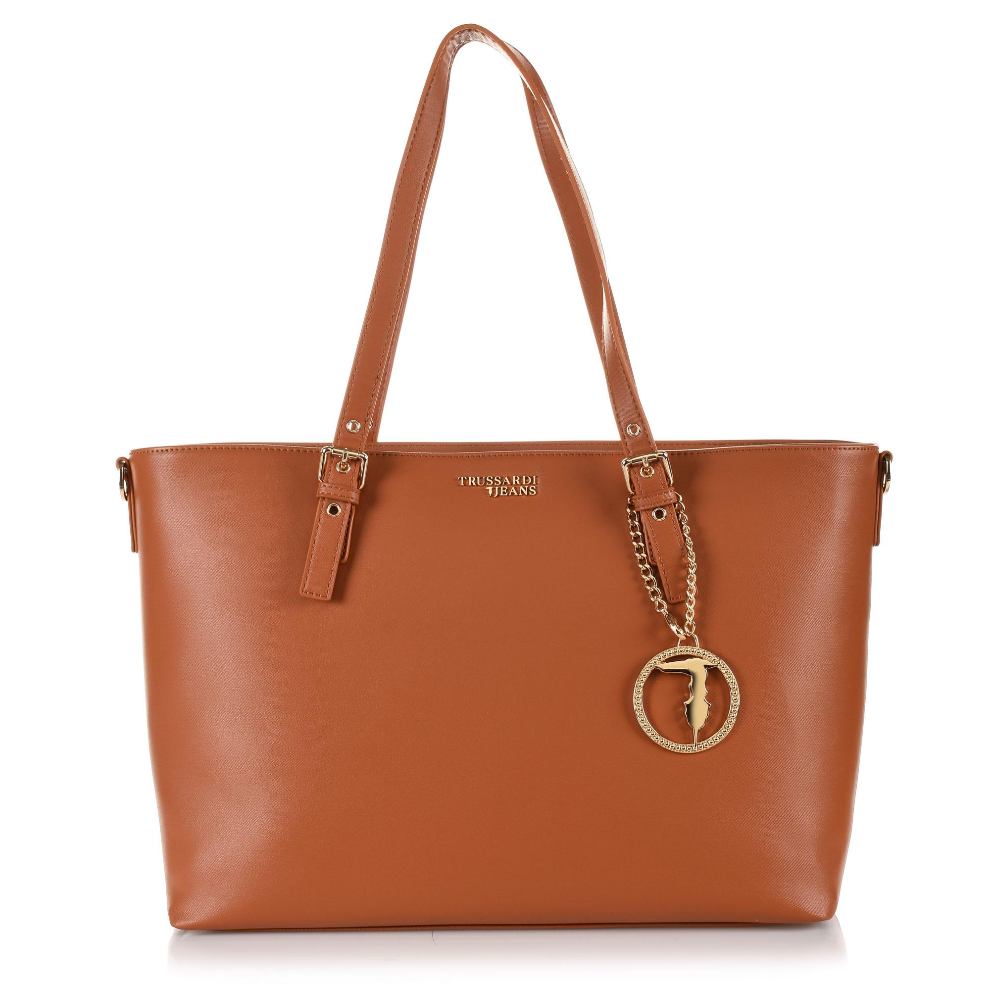 Τσάντα Ώμου Trussardi Jeans Penelope Buckle 75B00912