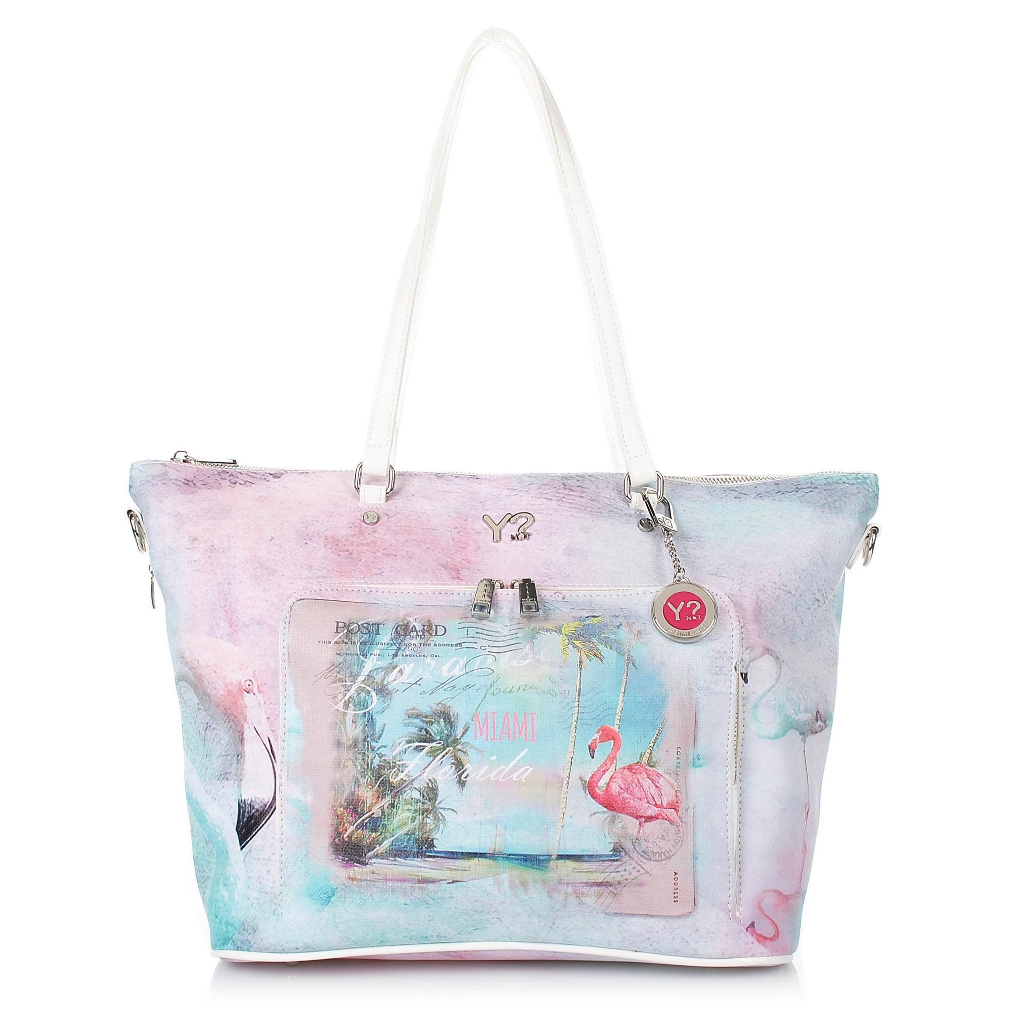 Τσάντα Ώμου Y Not? ART.J-497