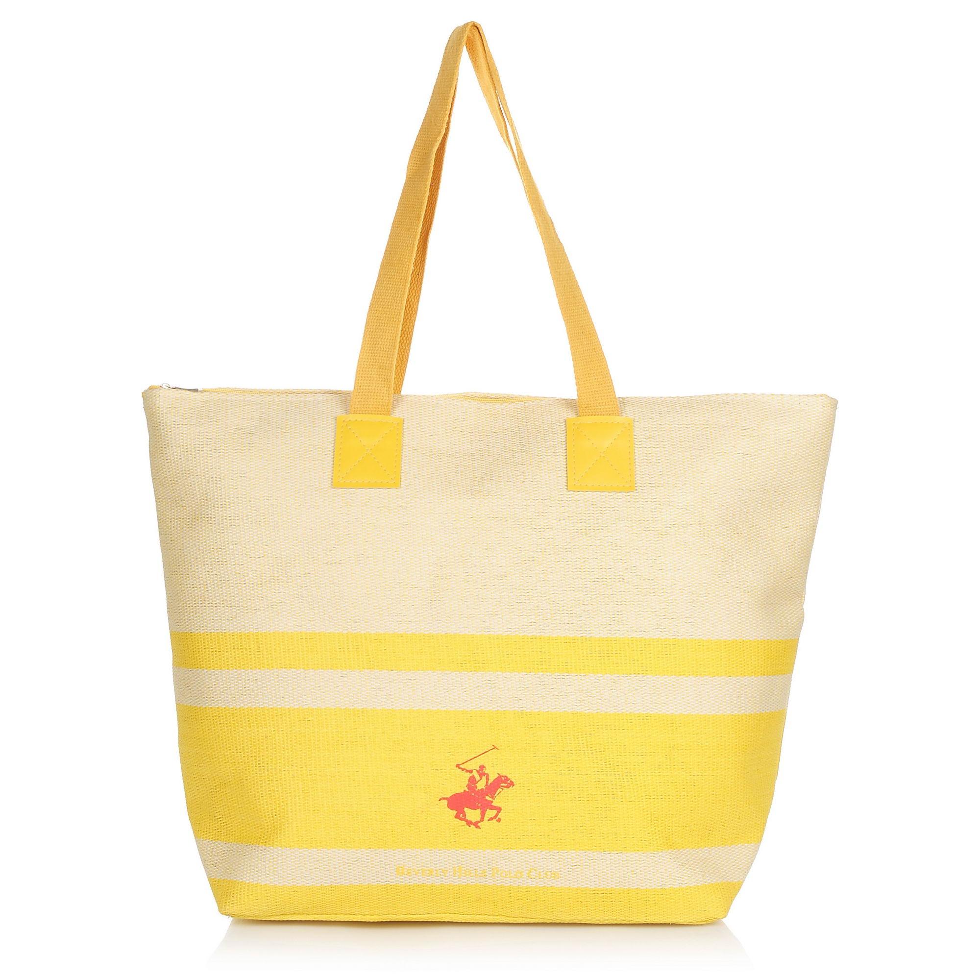 Τσάντα Θαλάσσης Beverly Hills Polo Club BH-1301