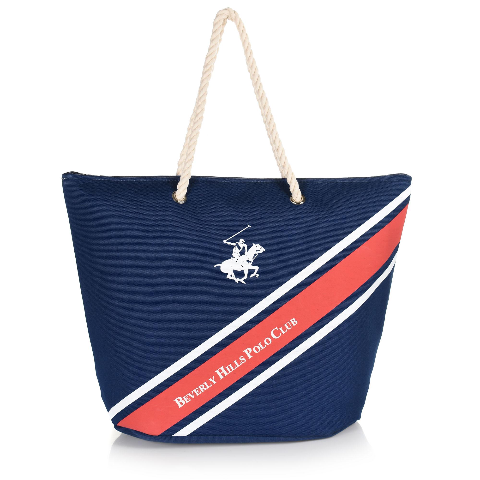 39fc06eb90 Τσάντα Θαλάσσης Beverly Hills Polo Club BH-1681