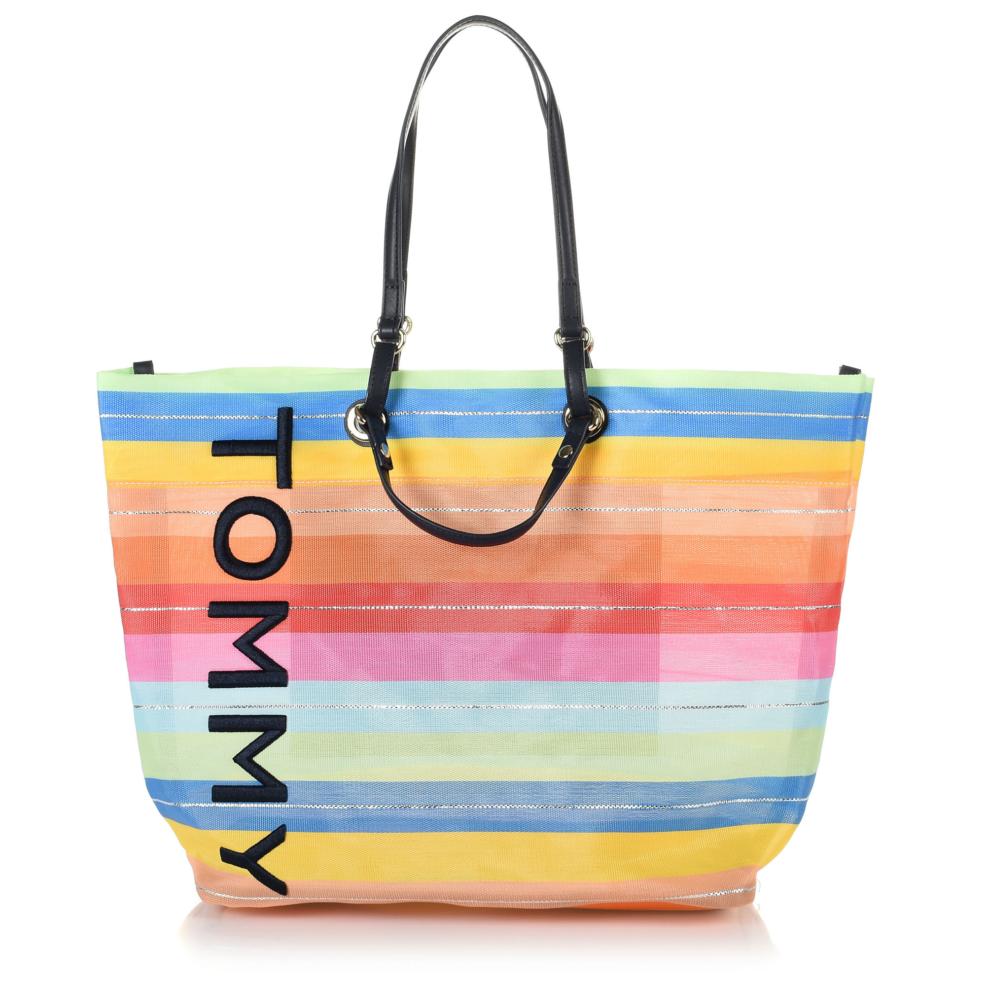 7772db870c Brand Bags Τσάντα Θαλάσσης Tommy Hilfiger Tommy Summer Tote Rb AW0AW06781