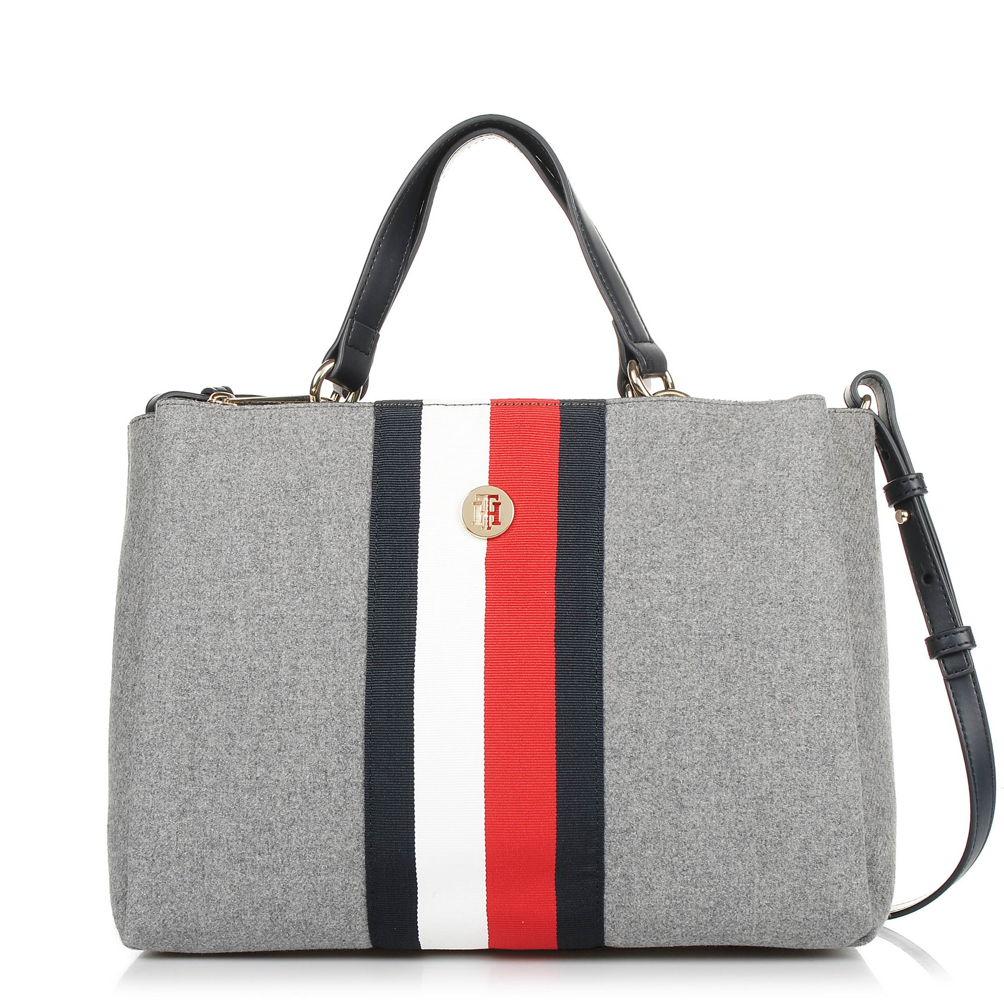 Tote Τσάντα Tommy Hilfiger Effortless Tommy SM AW0AW06039