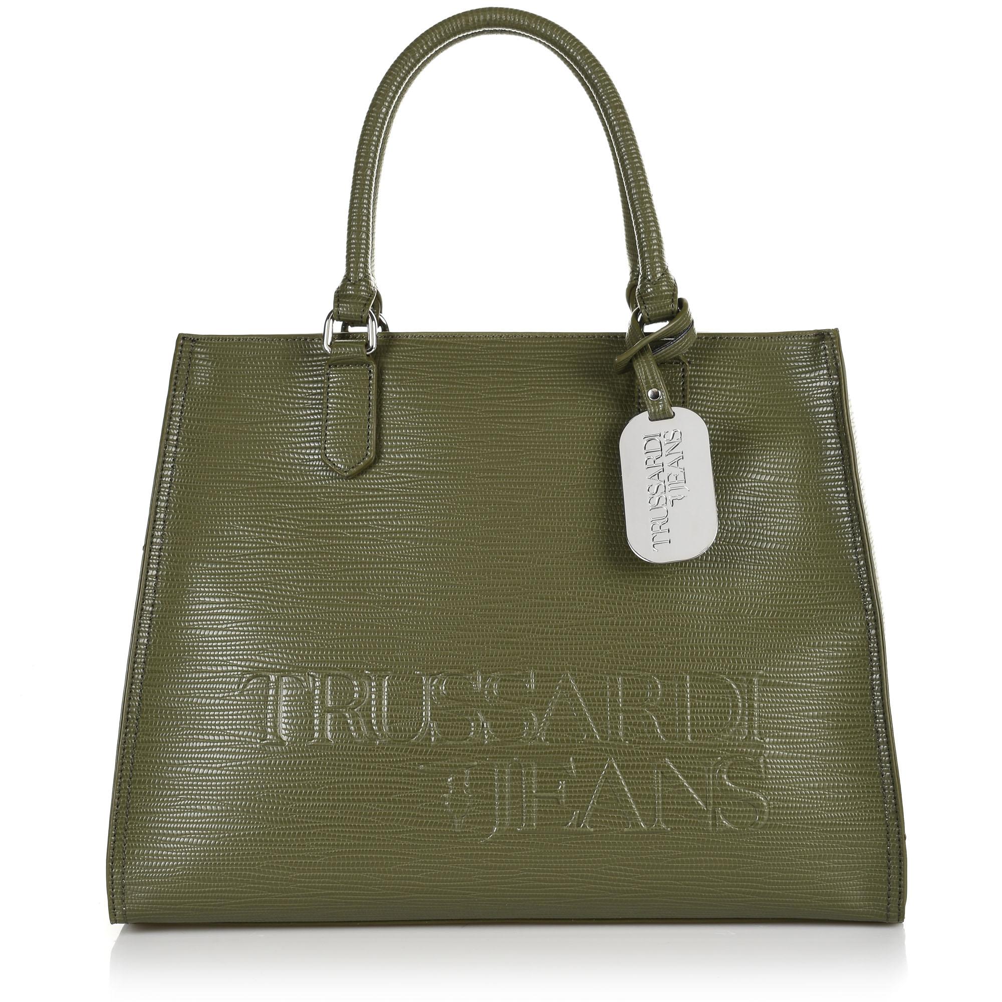 Τσάντα Tote Trussardi Jeans T-Tote 75B00683