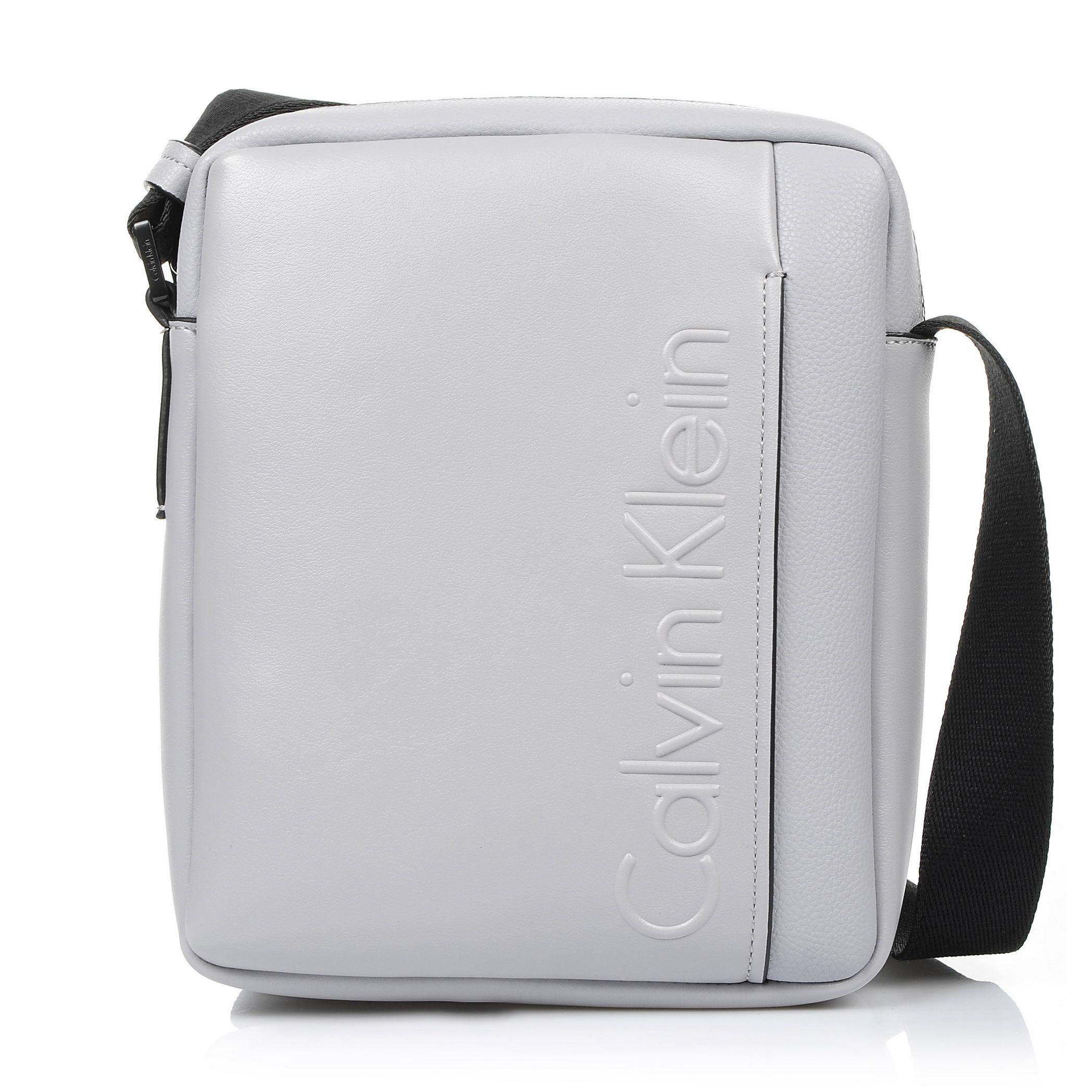 Τσαντάκι Χιαστί Calvin Klein Elevated Logo Reporter K50K503611 524f7f49d87