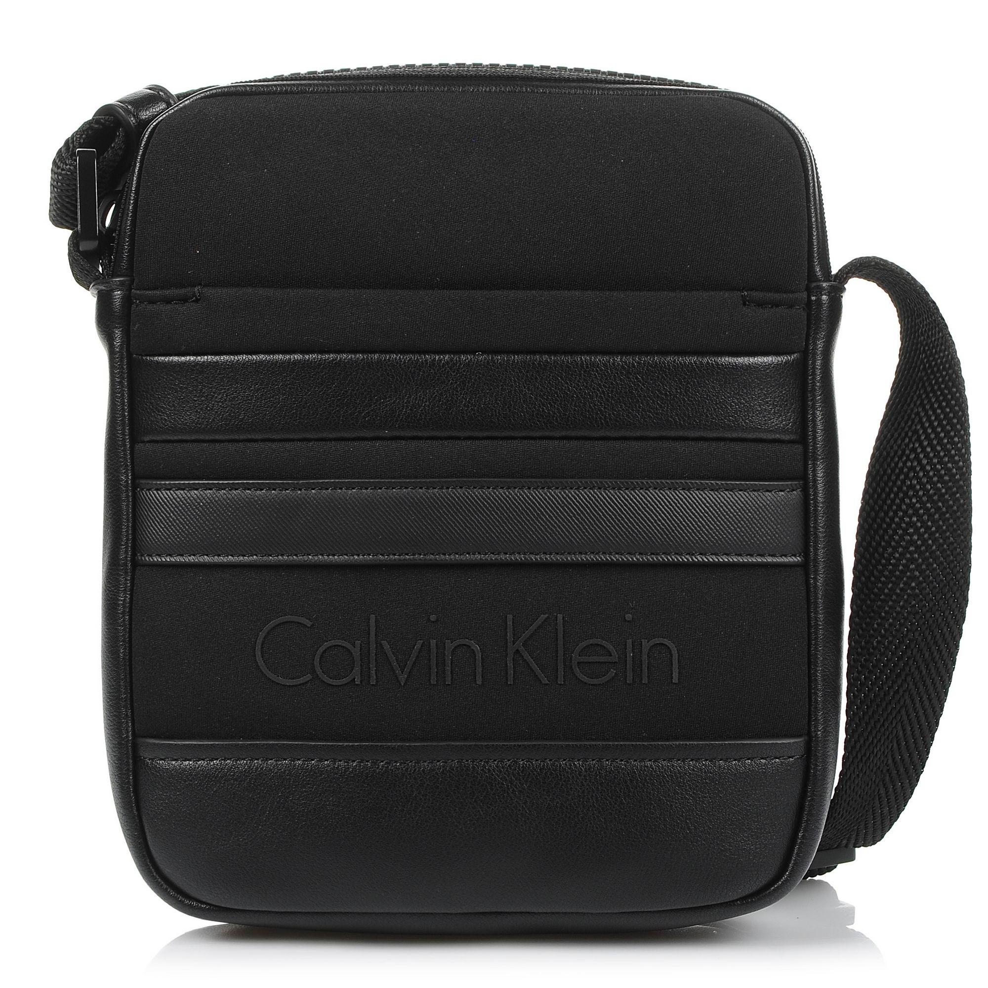 Τσαντάκι Χιαστί Calvin Klein Neo Graphic Mini Rep K50K5033534 ανδρας   τσαντάκι χιαστί