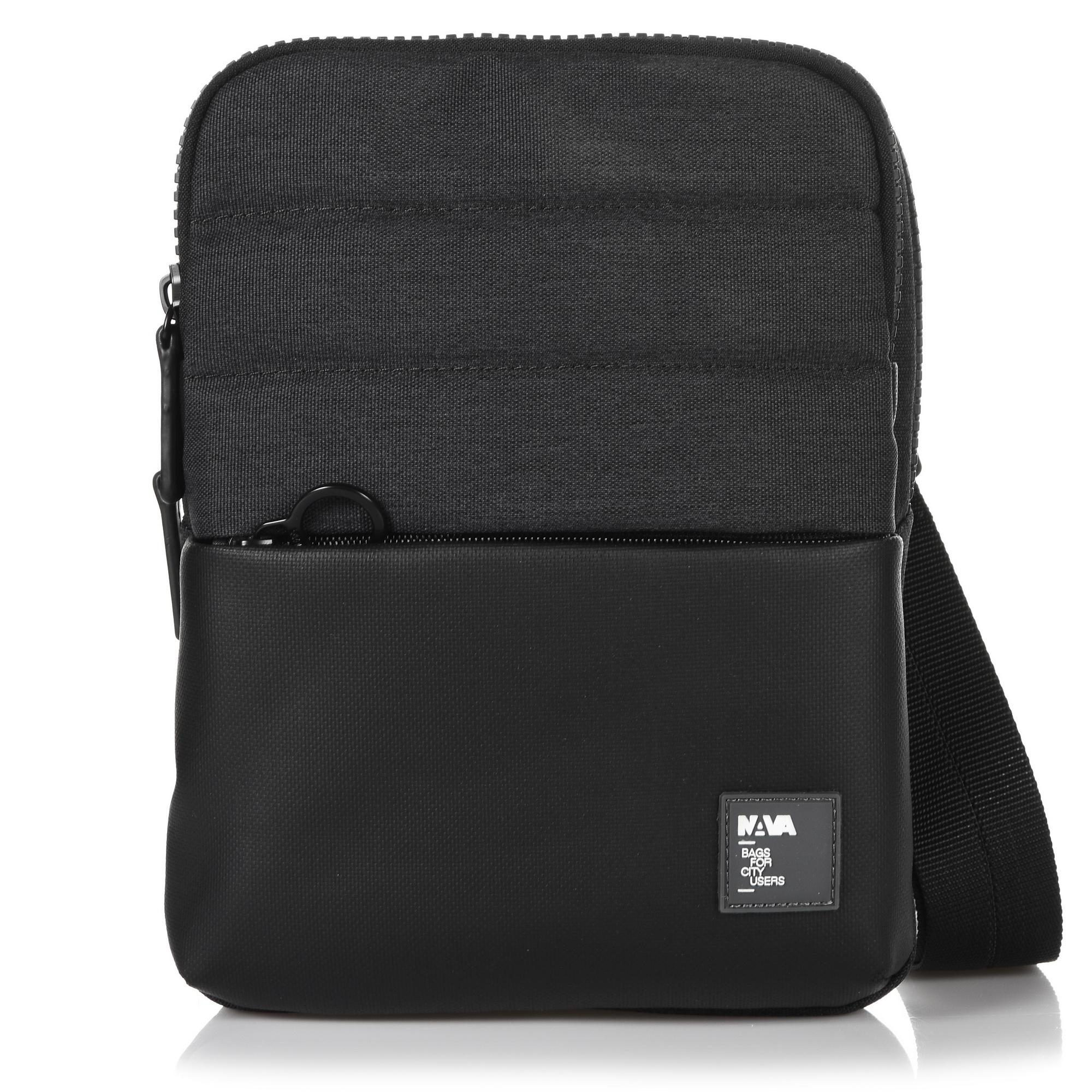 Τσαντάκι Χιαστί Nava Passenger Slim Bag PS013 ανδρας   τσαντάκι χιαστί