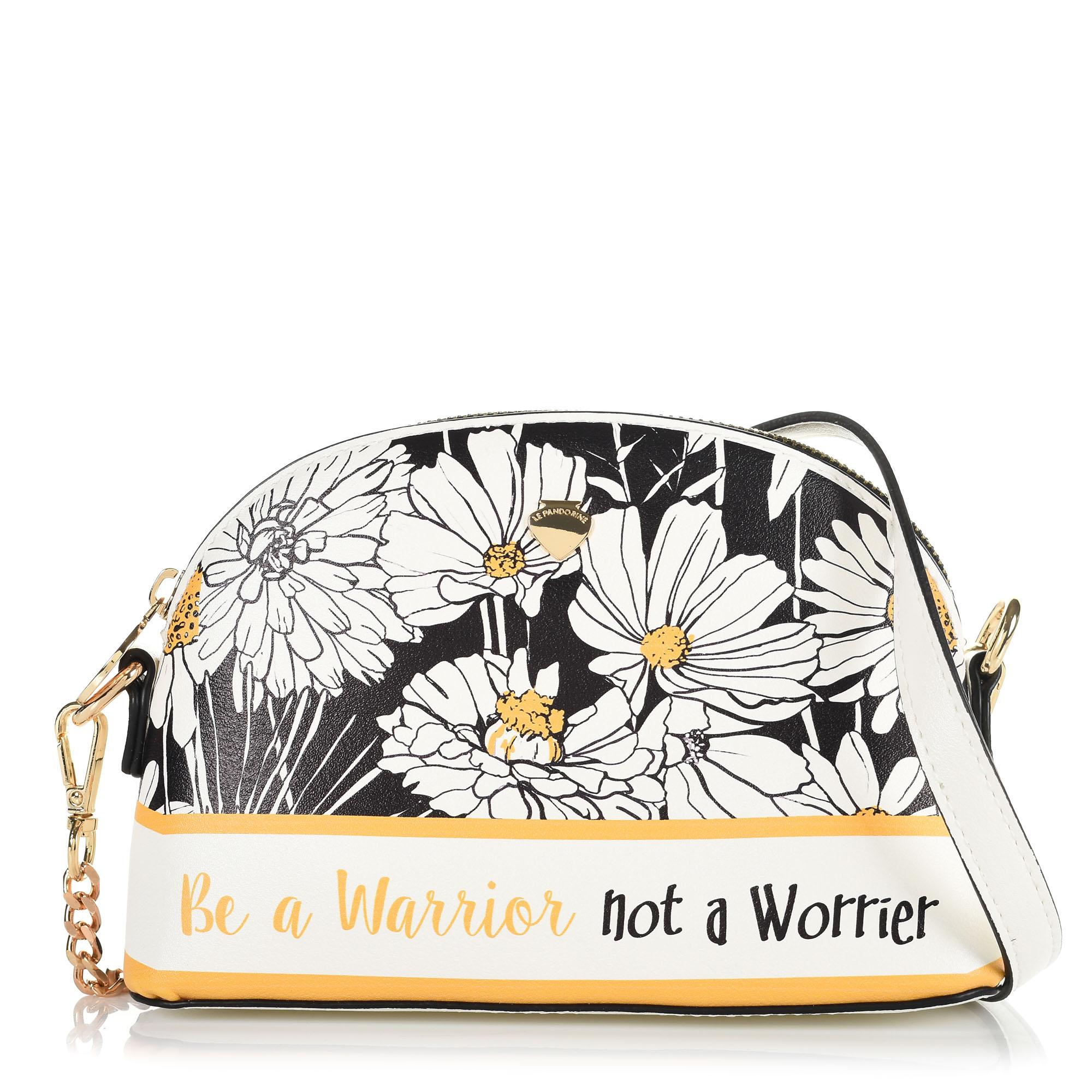 ab4dd6e265 Brand Bags Τσαντάκι Χιαστί – Νεσεσέρ Le Pandorine Flower Trousse  PE19DCH02359