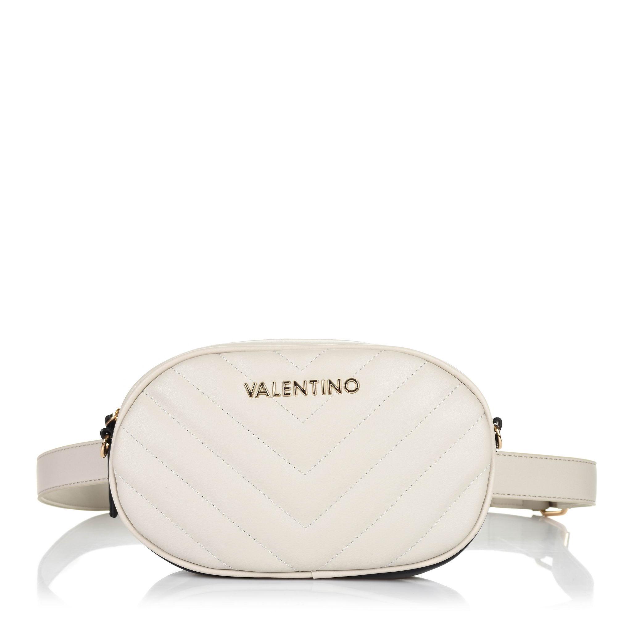 Τσαντάκι Μέσης-Χιαστί Valentino Chocolat VBS0WO09