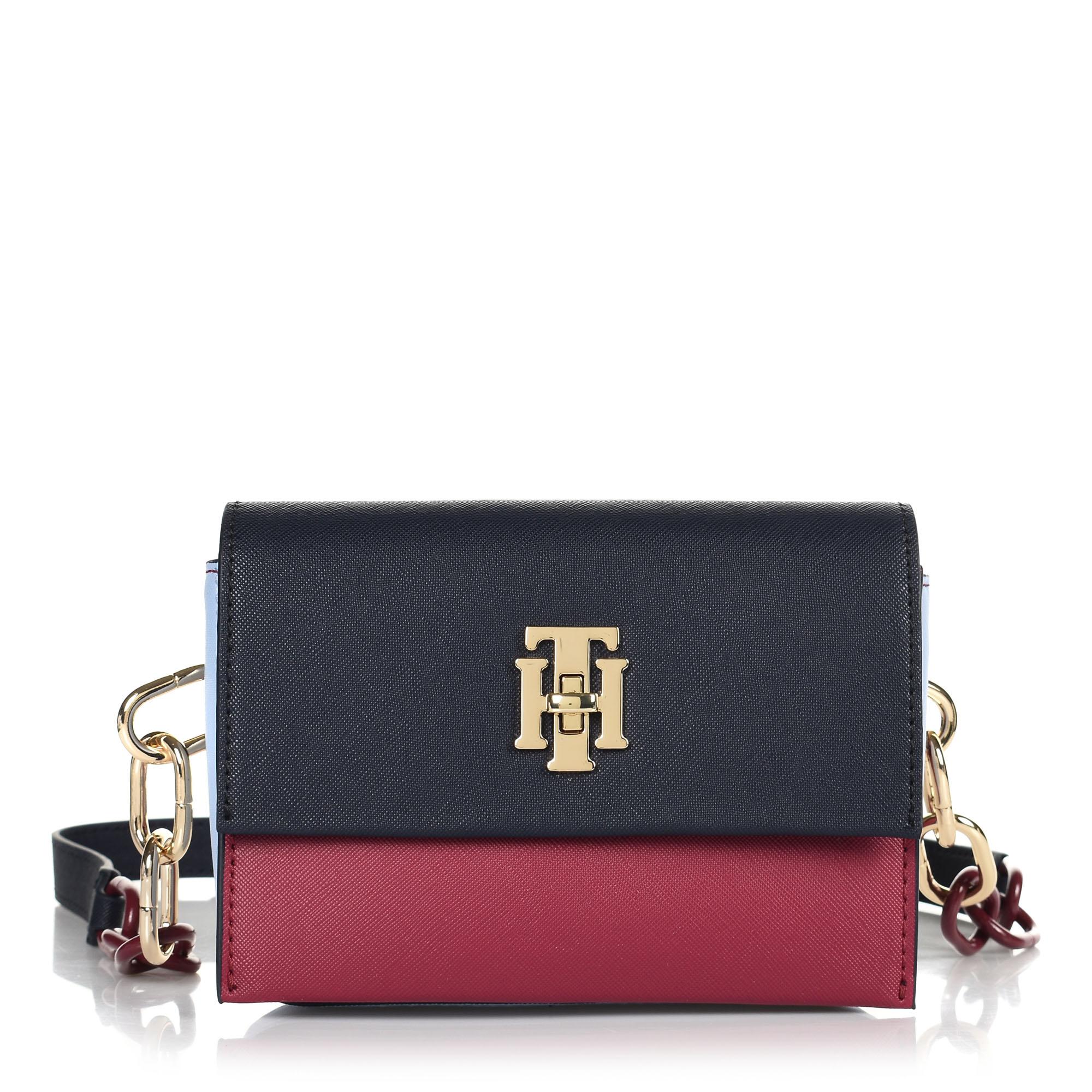 46af835475 Brand Bags Τσαντάκι Μέσης Tommy Hilfiger AW0AW06908 TH Saffiano