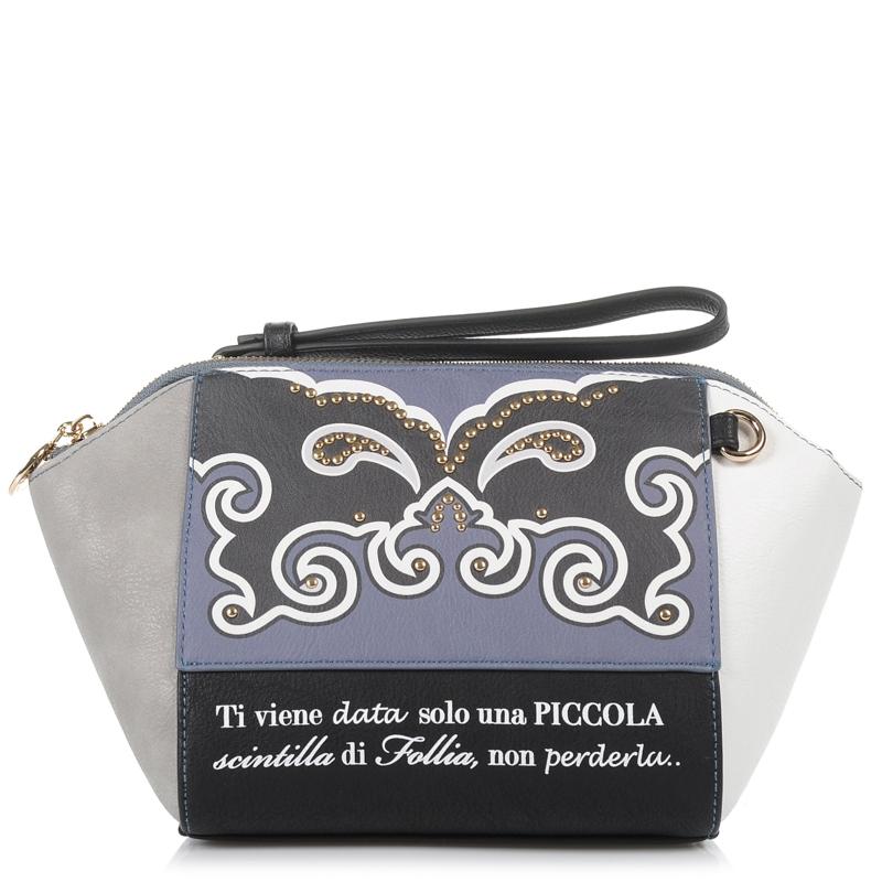 Τσαντάκι Ώμου - Χιαστί Le Pandorine Mini Pon Pon 2.0 Rodeo γυναικα   γυναικεία τσάντα