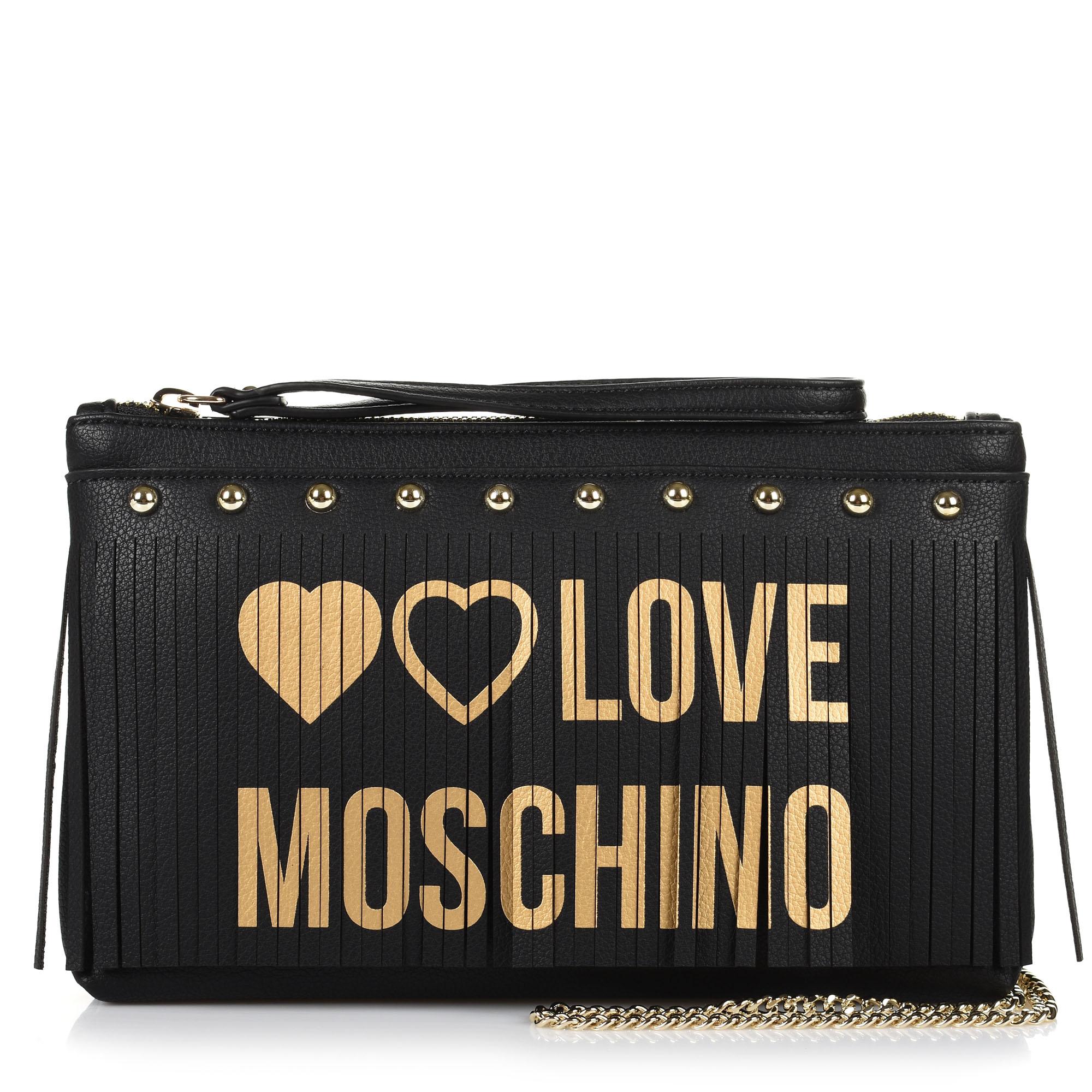 Τσαντάκι Ώμου-Χειρός Love Moschino JC4102PP18LS