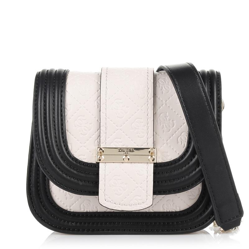 Τσαντάκι Ώμου - Χιαστί Guess Lorien Mini SG678778 γυναικα   γυναικεία τσάντα