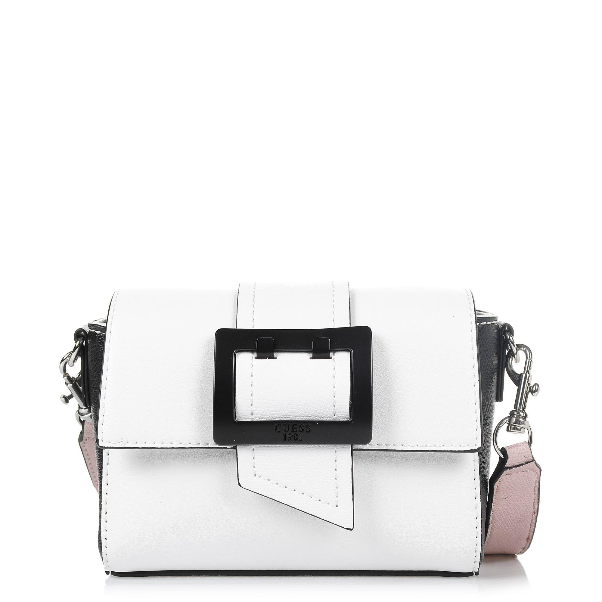 Τσαντάκι Ώμου - Χιαστί Guess Tori Mini BG685678 γυναικα   γυναικεία τσάντα