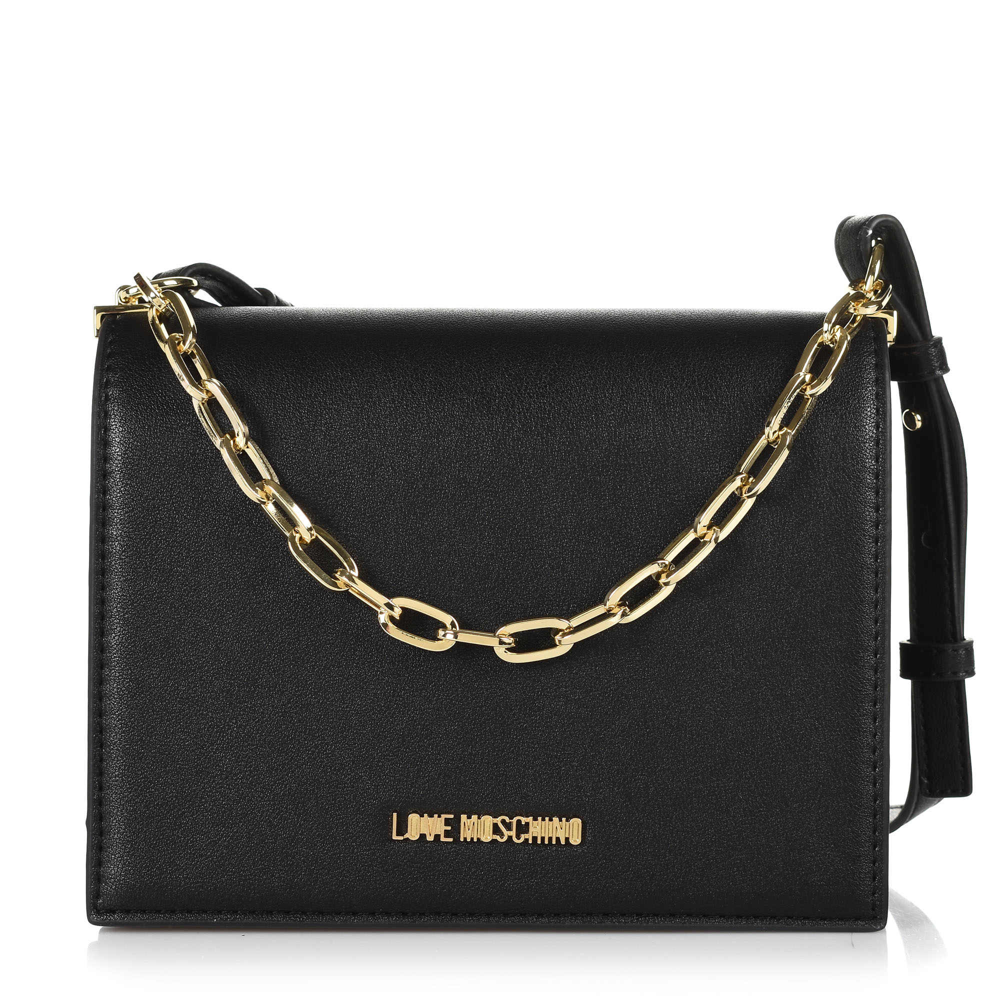 837b42e1fe Brand Bags Τσαντάκι Ώμου-Χιαστί Love Moschino Borsa Smooth JC4309PP07KQ
