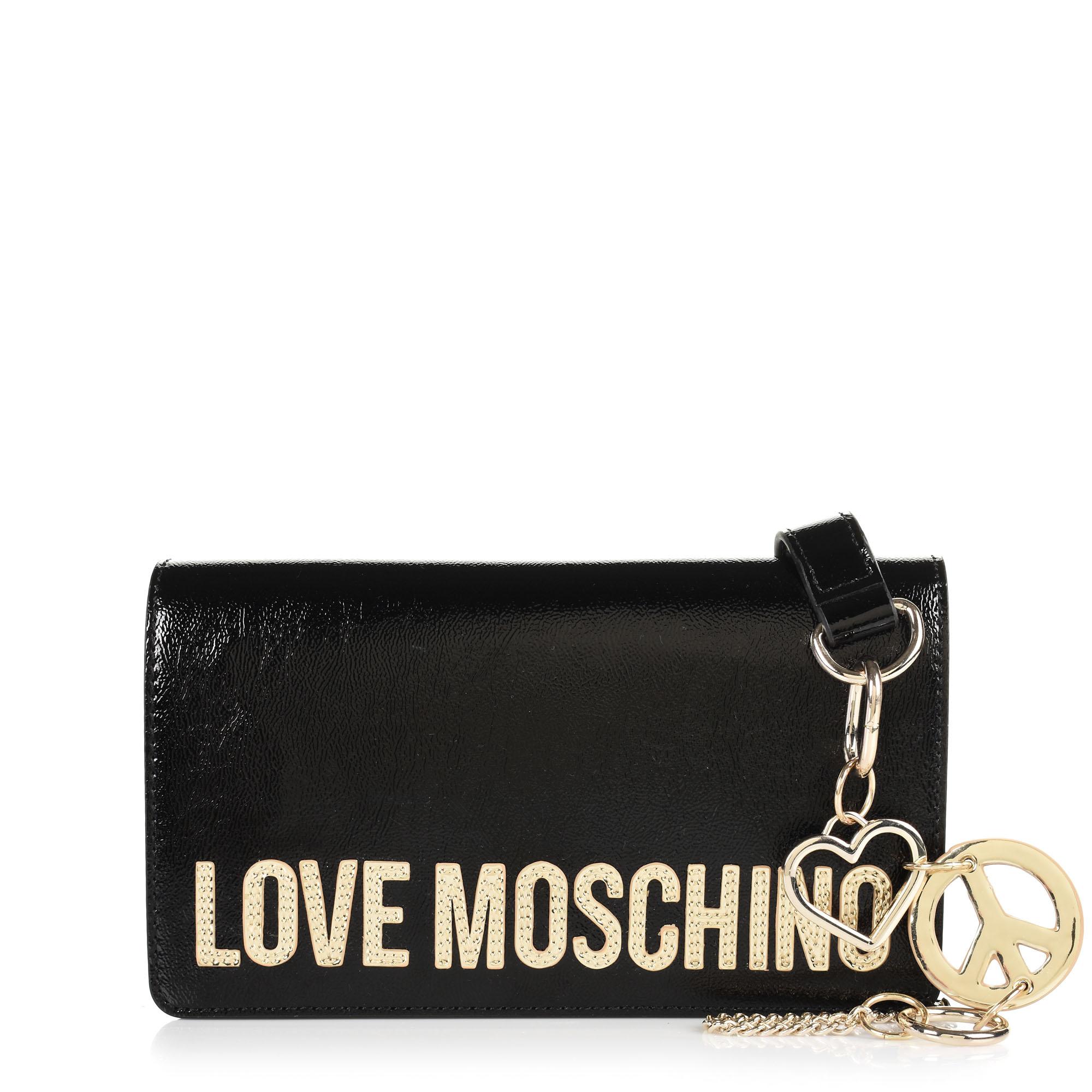 Τσαντάκι Ώμου-Χιαστί Love Moschino JC4040PP18LD