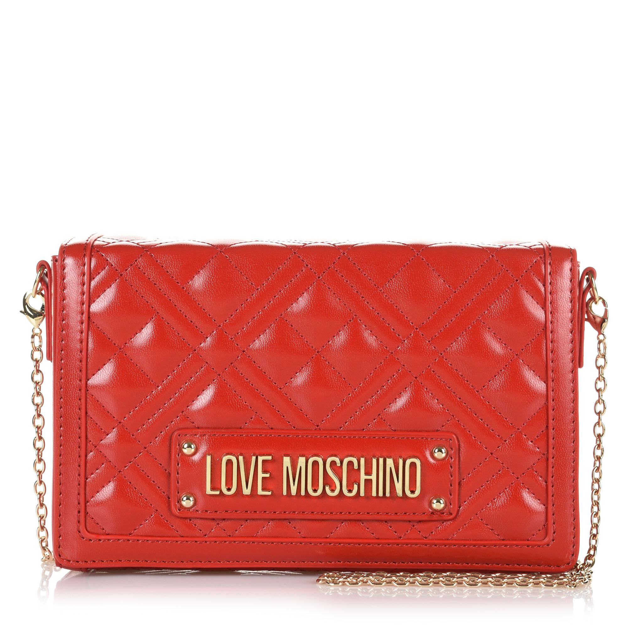 Τσαντάκι Ώμου-Χιαστί Love Moschino JC4054PP1ALI