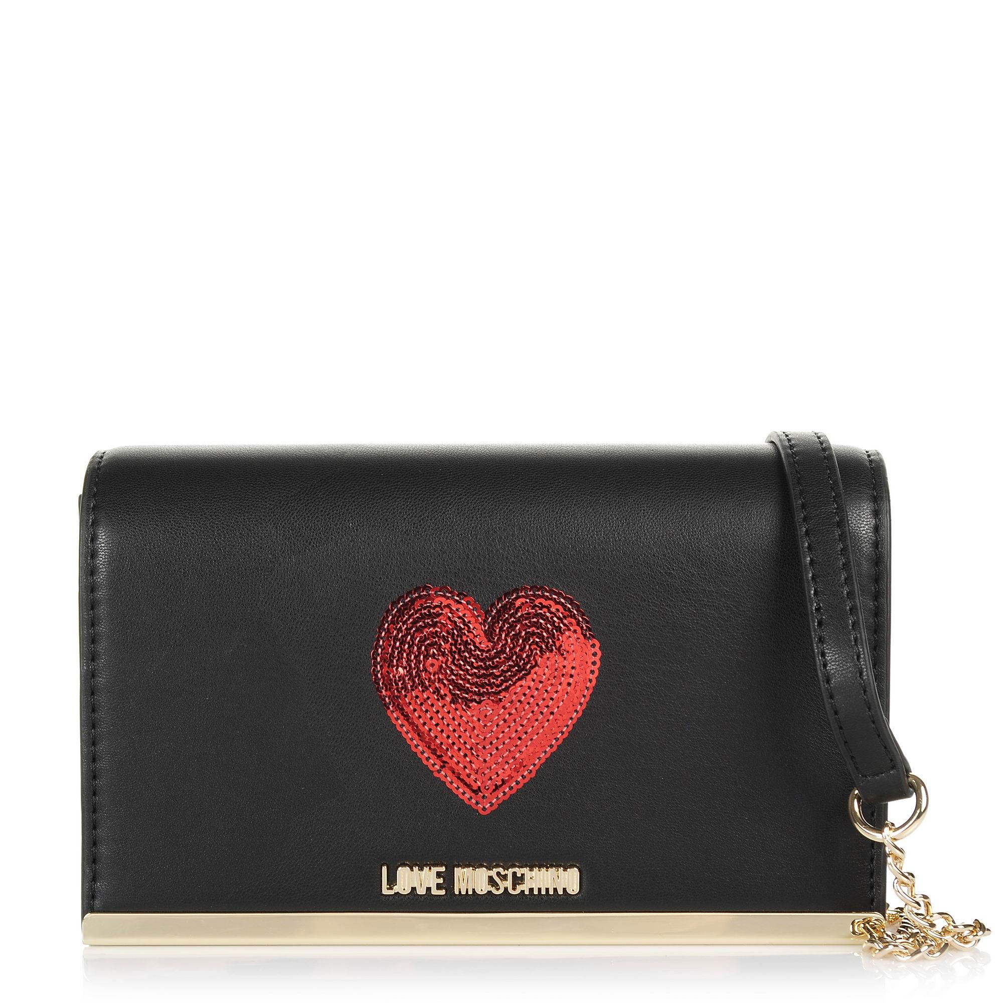 2992d209df -20% Brand Bags Τσαντάκι Ώμου-Χιαστί Love Moschino JC4165PP16L2