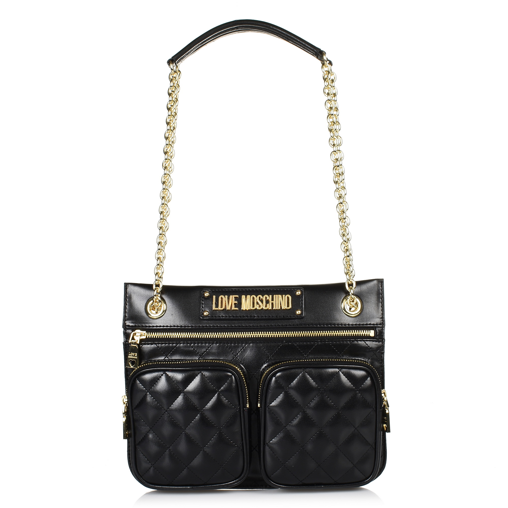 bb79e1590a48 Brand Bags Τσαντάκι Ώμου-Χιαστί Love Moschino JC4204PP07KA