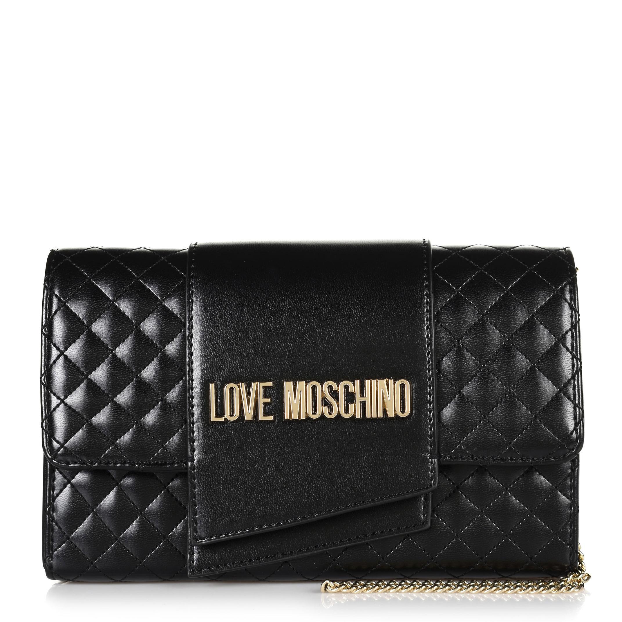 Τσαντάκι Ώμου-Χιαστί Love Moschino JC4314PP08KA