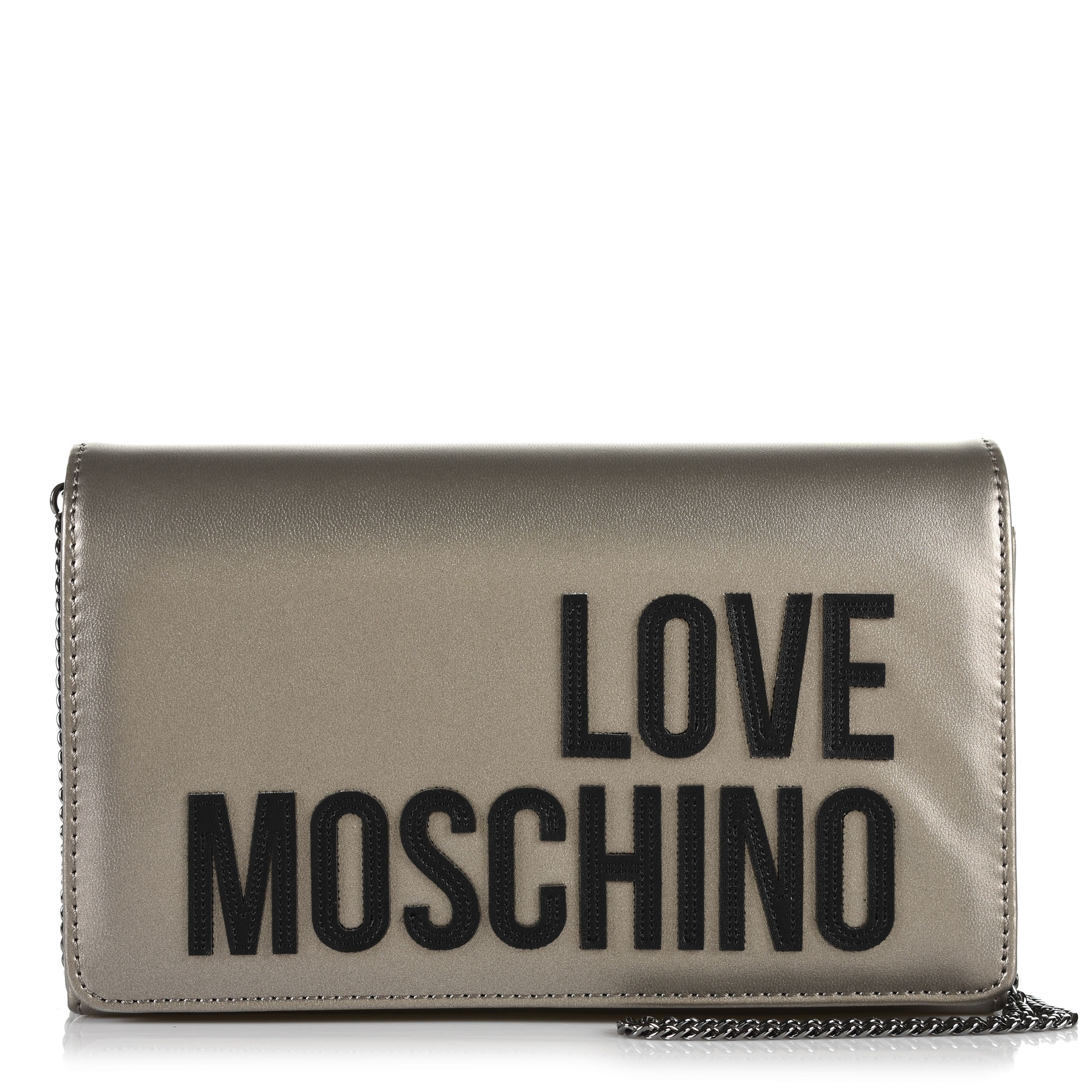 Τσαντάκι Ώμου-Χιαστί Love Moschino JC4315PP08KR
