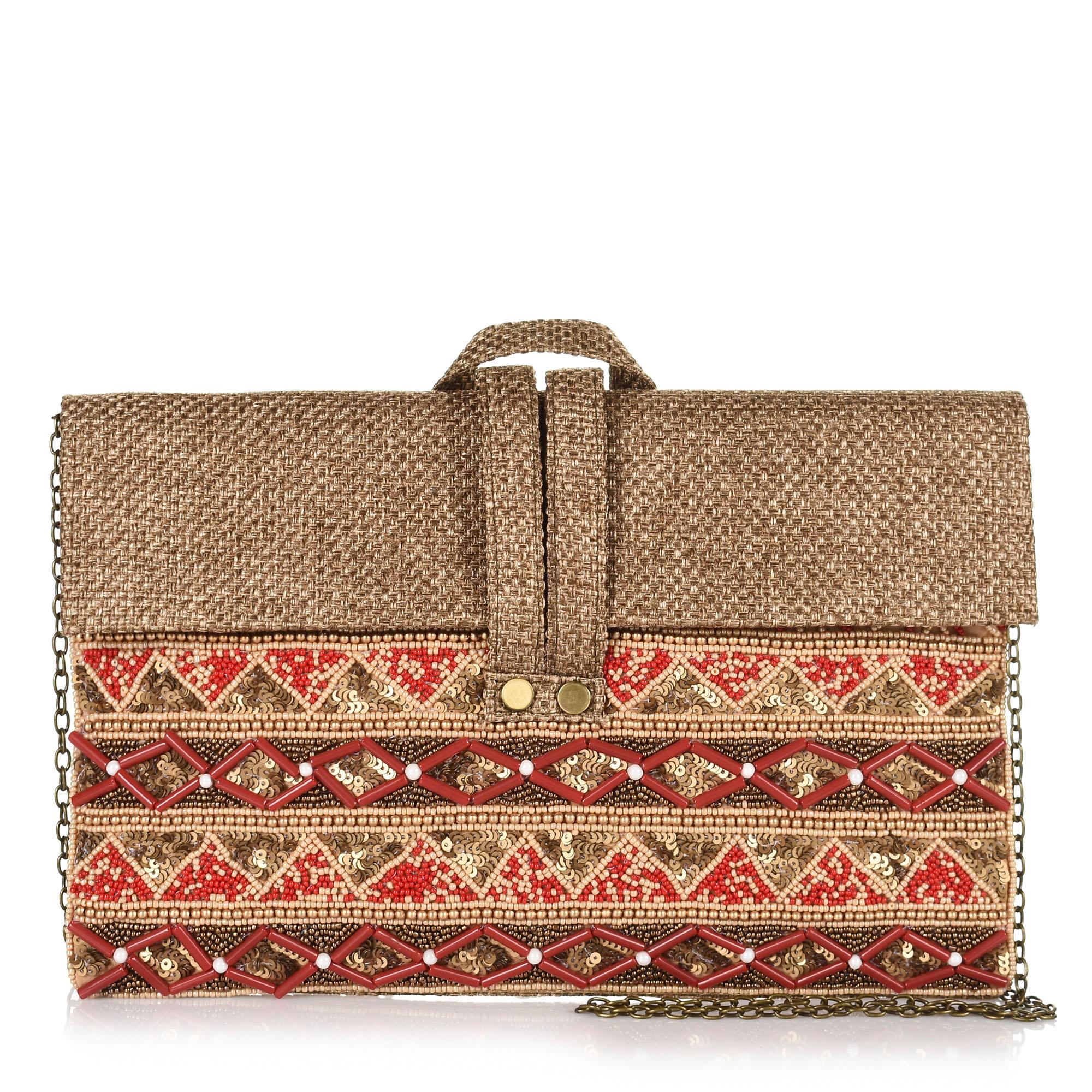 Τσαντάκι Ώμου-Xιαστί Brandbags Collection