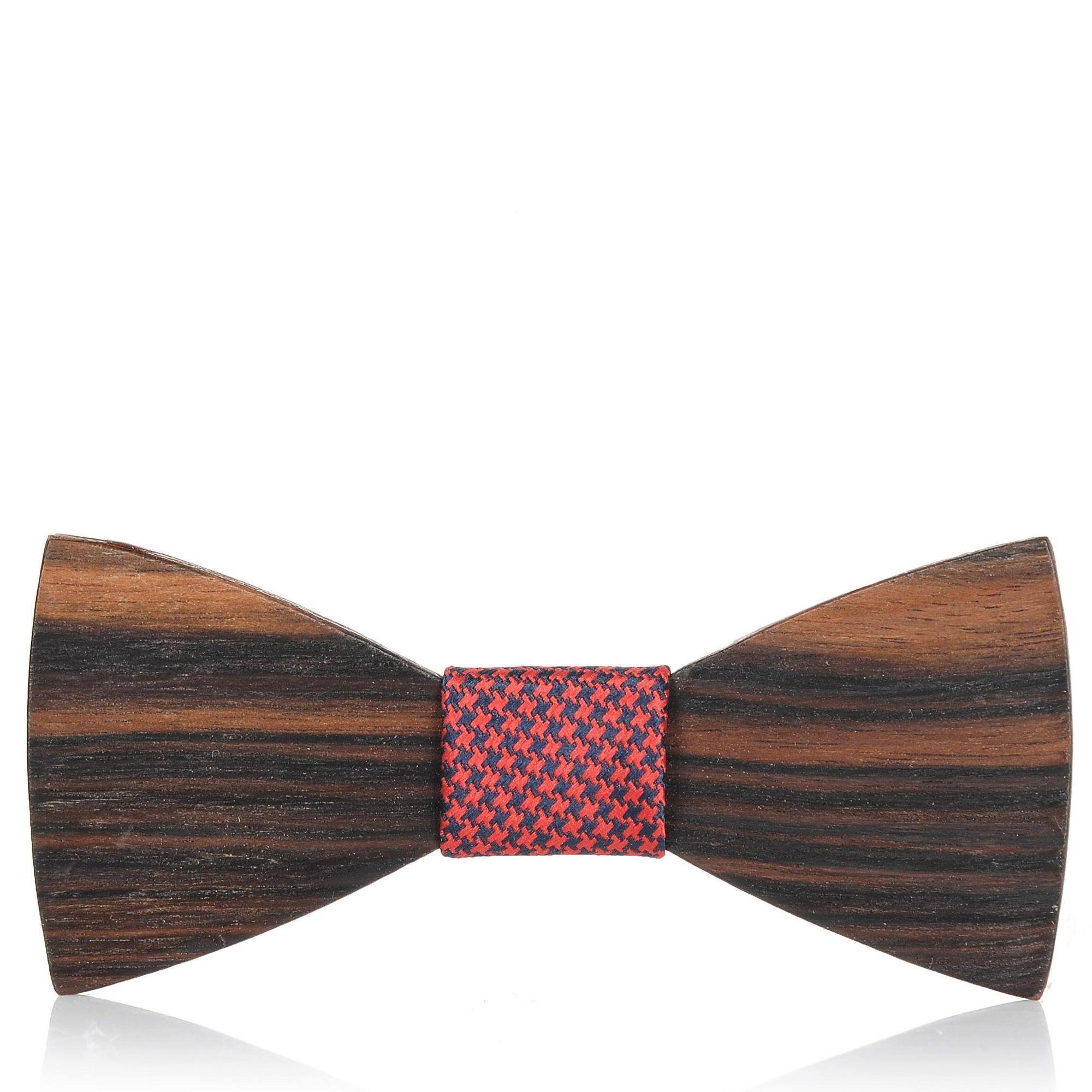 Ξύλινο Παπιγιόν 27 Wooden Accessories 1848 ανδρας   παπιγιόν