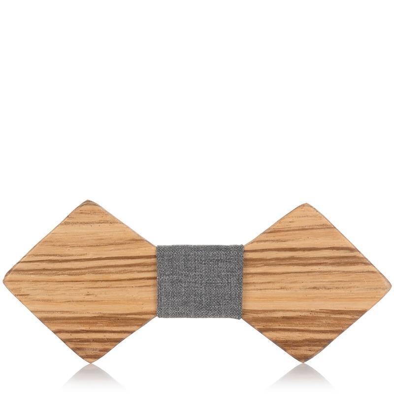 Ξύλινο Παπιγιόν 27 Wooden Accessories 43 ανδρας   παπιγιόν